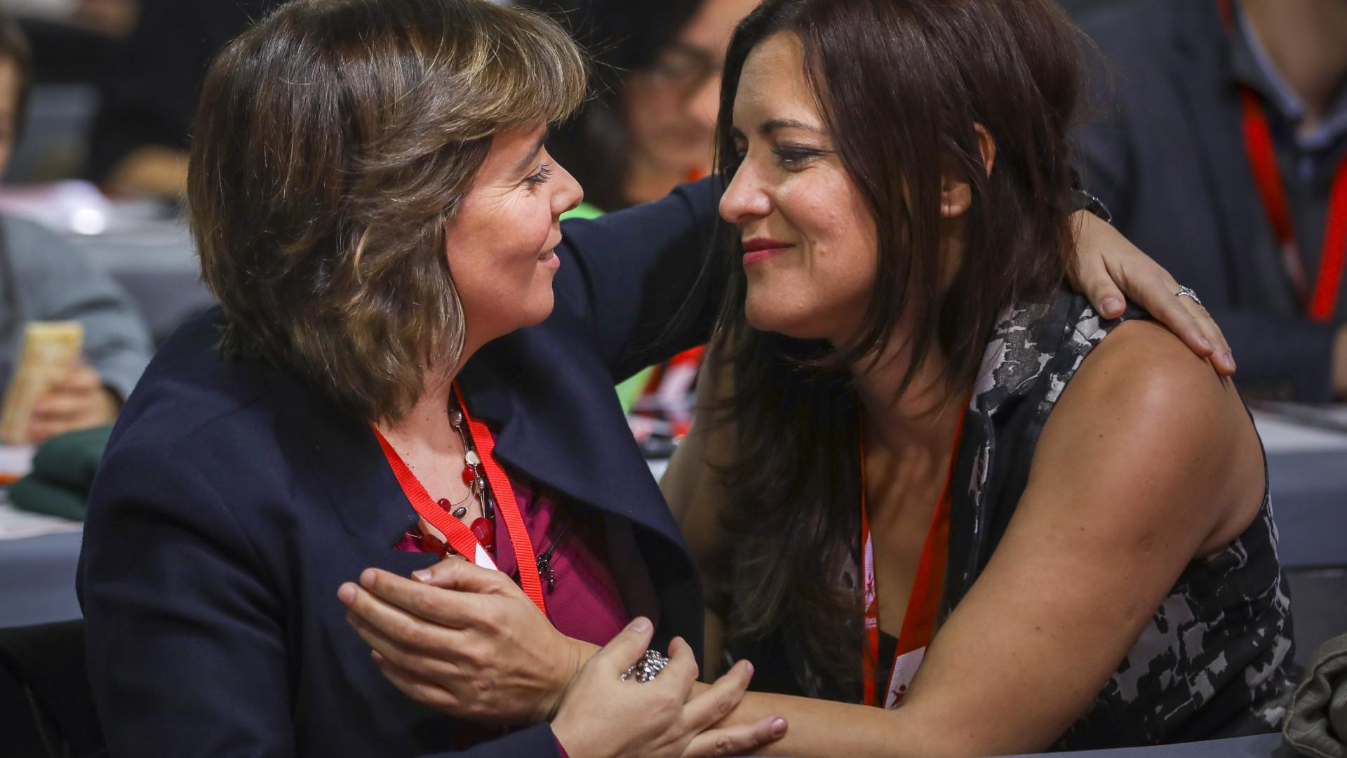 Catarina Martins propõe Marisa Matias como cabeça de lista às europeias