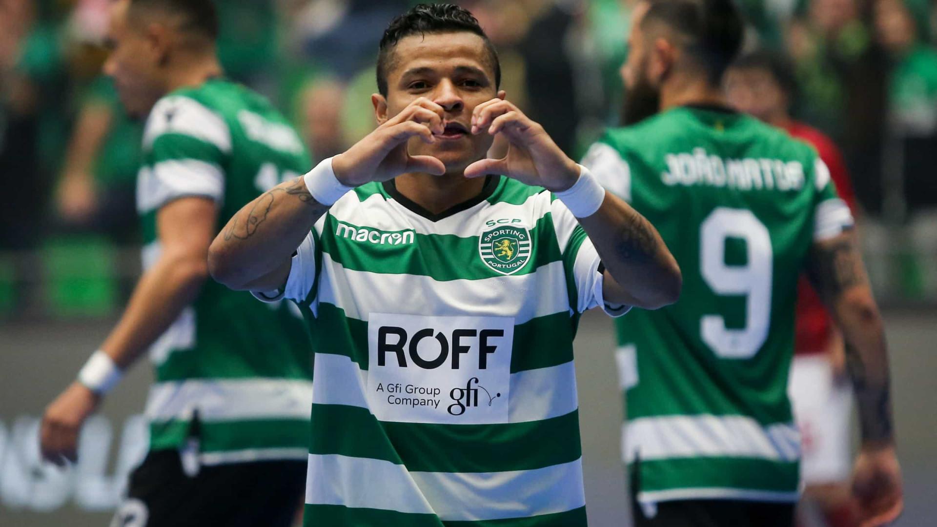 Deo renova com Sporting e aponta à conquista da Liga dos Campeões