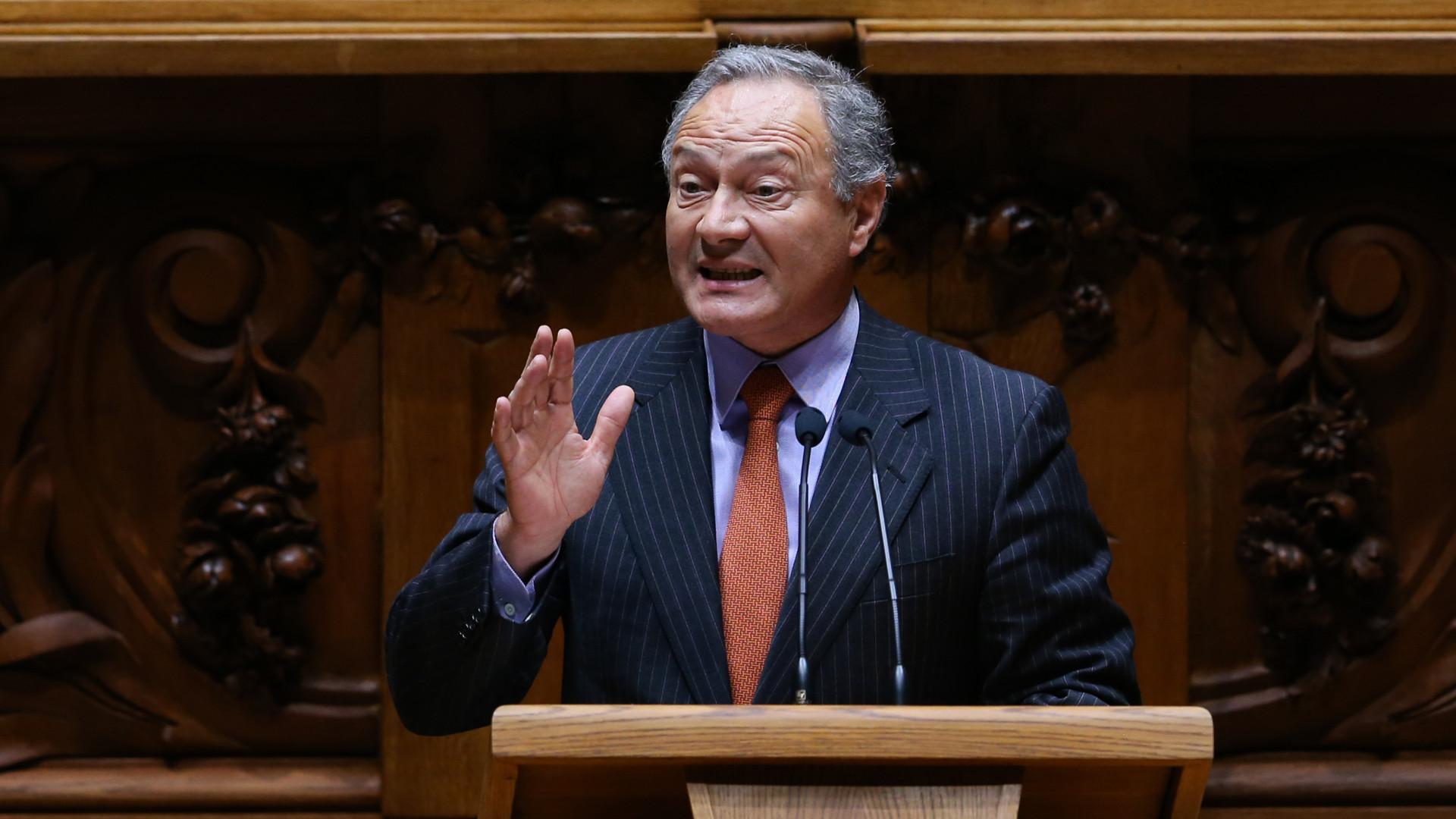 """PSD acusa Governo de ter feito """"um orçamento mentiroso"""""""