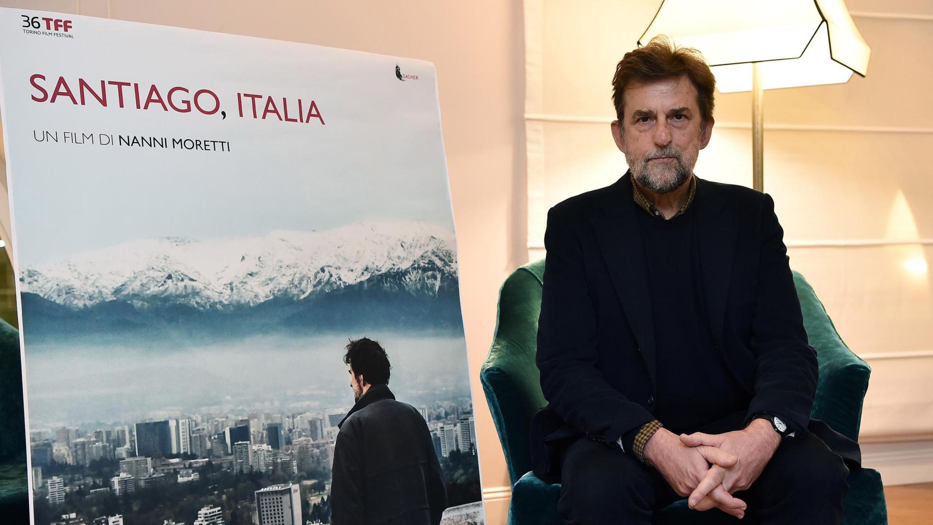 Cinema de Nanni Moretti em retrospetiva na Festa do Cinema Italiano