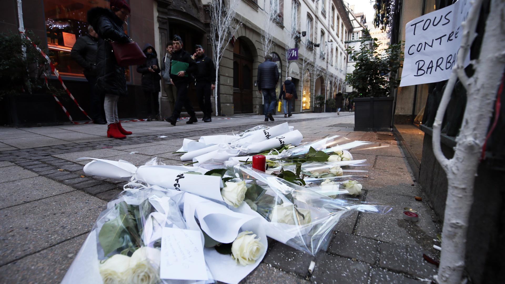Estado Islâmico reivindicou atentado de Estrasburgo