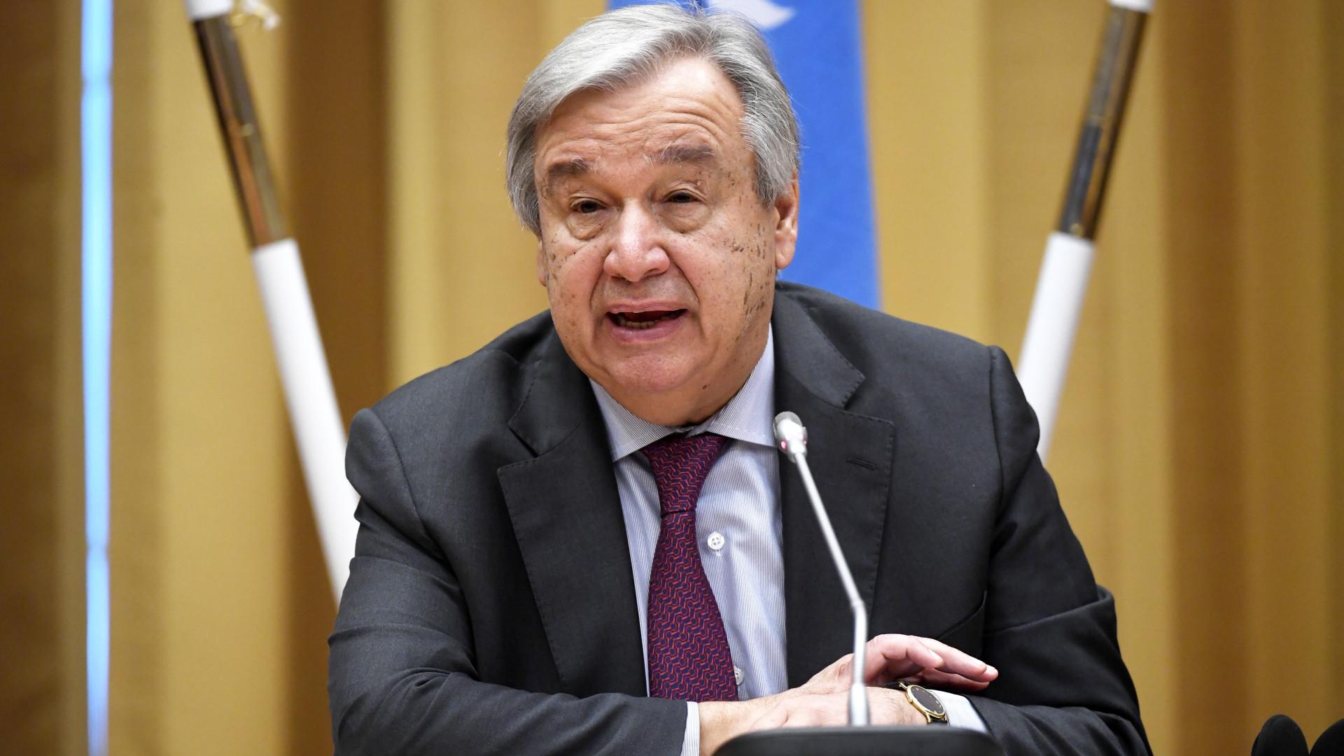 """ONU pede diálogo na Venezuela para evitar um """"desastre"""""""