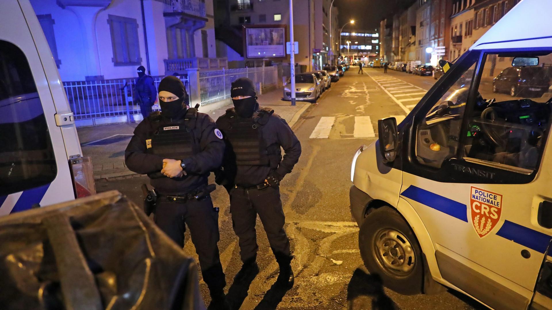 Atacante de Estrasburgo não estava integrado em rede terrorista