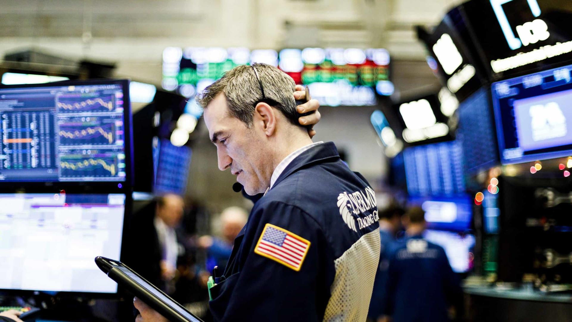 Wall Street sem direção, investidores entre optimismo e pessimismo