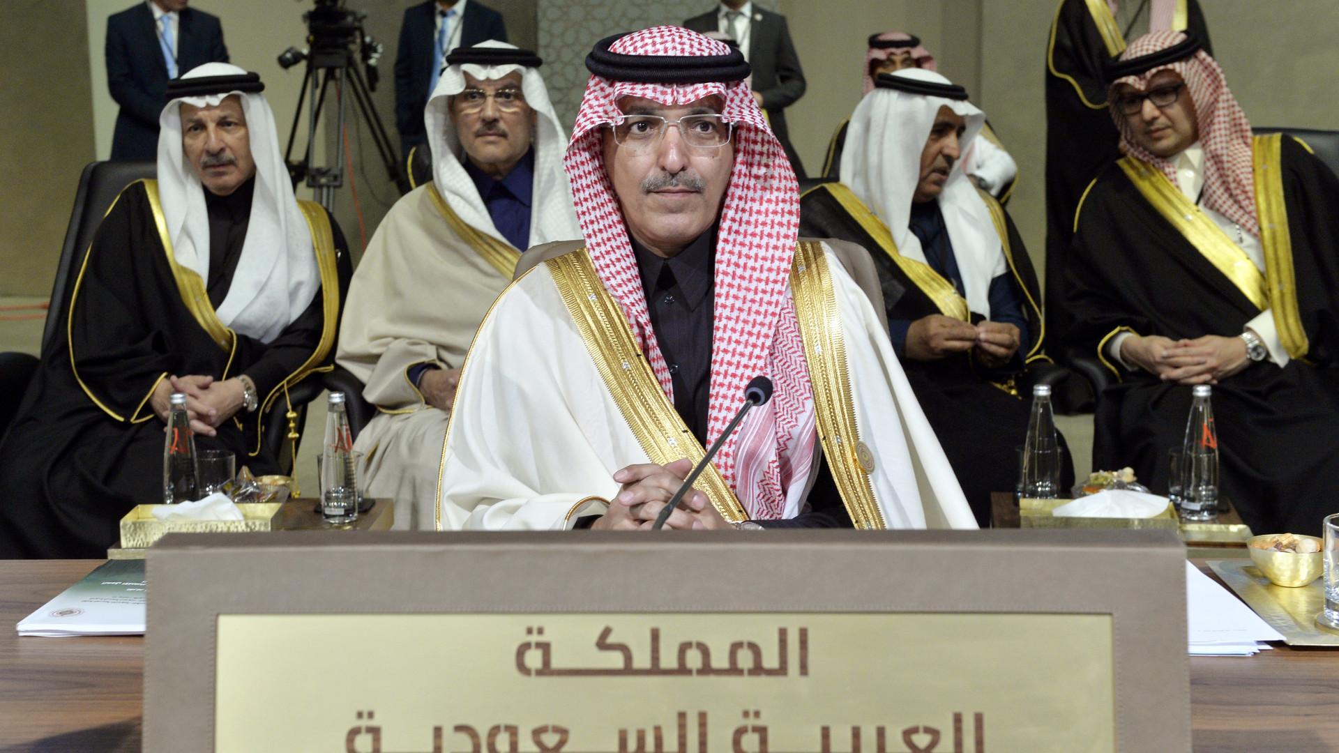 """Arábia Saudita lamenta inclusão em """"lista negra"""" da UE"""