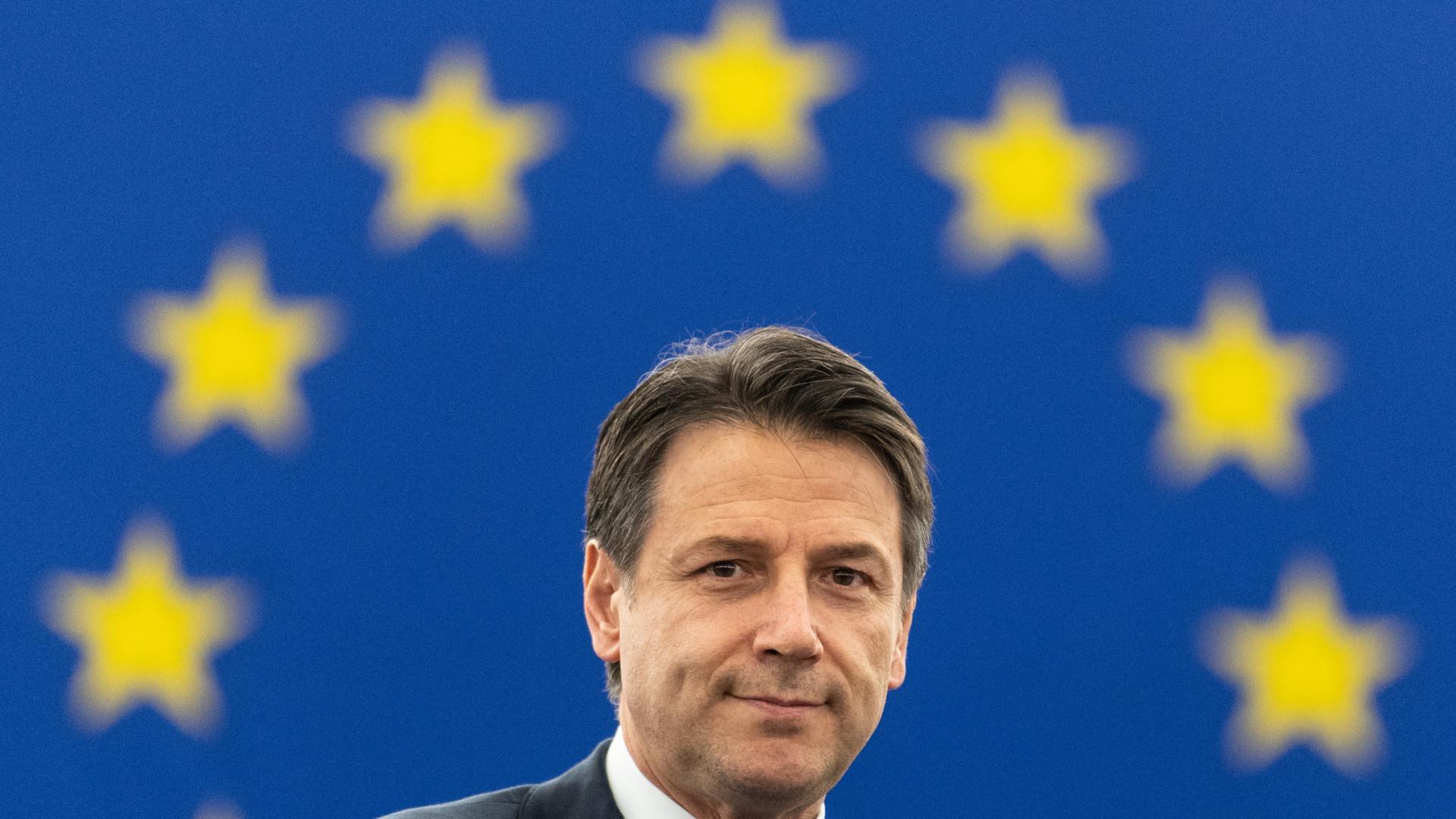 """Conte quer solução """"estável"""" e maior solidariedade para migrações"""