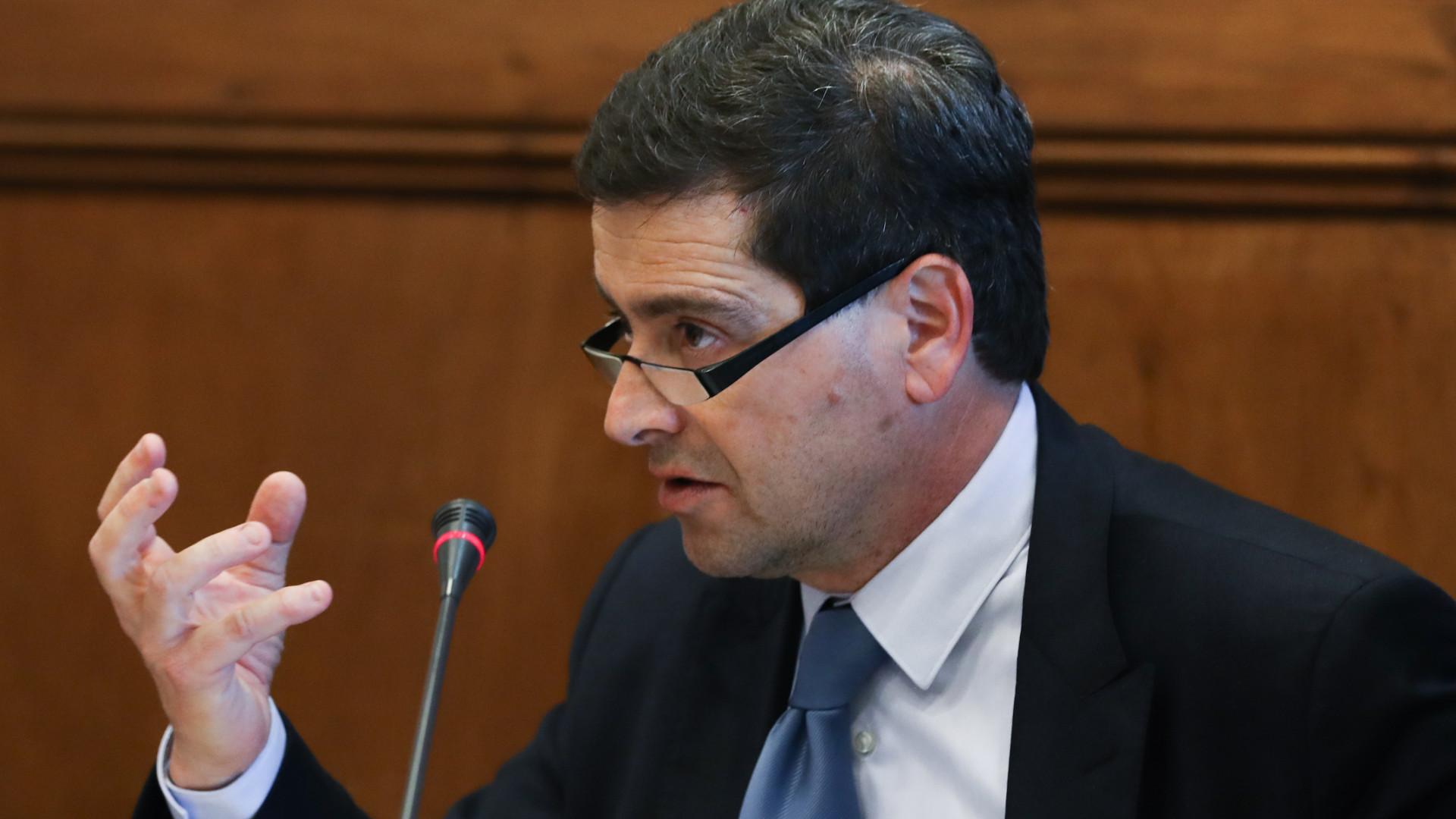 """Resolução do BES """"não foi preparada totalmente"""", acusa António Ramalho"""