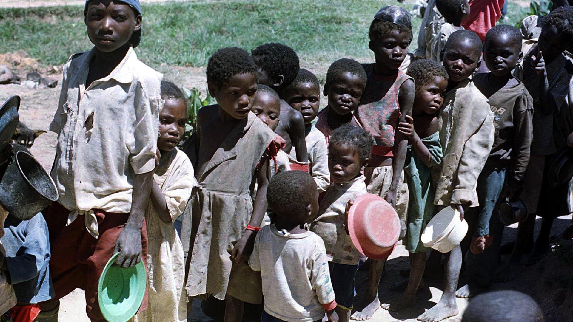 Metade das províncias angolanas enfrentam situação extrema de desnutrição