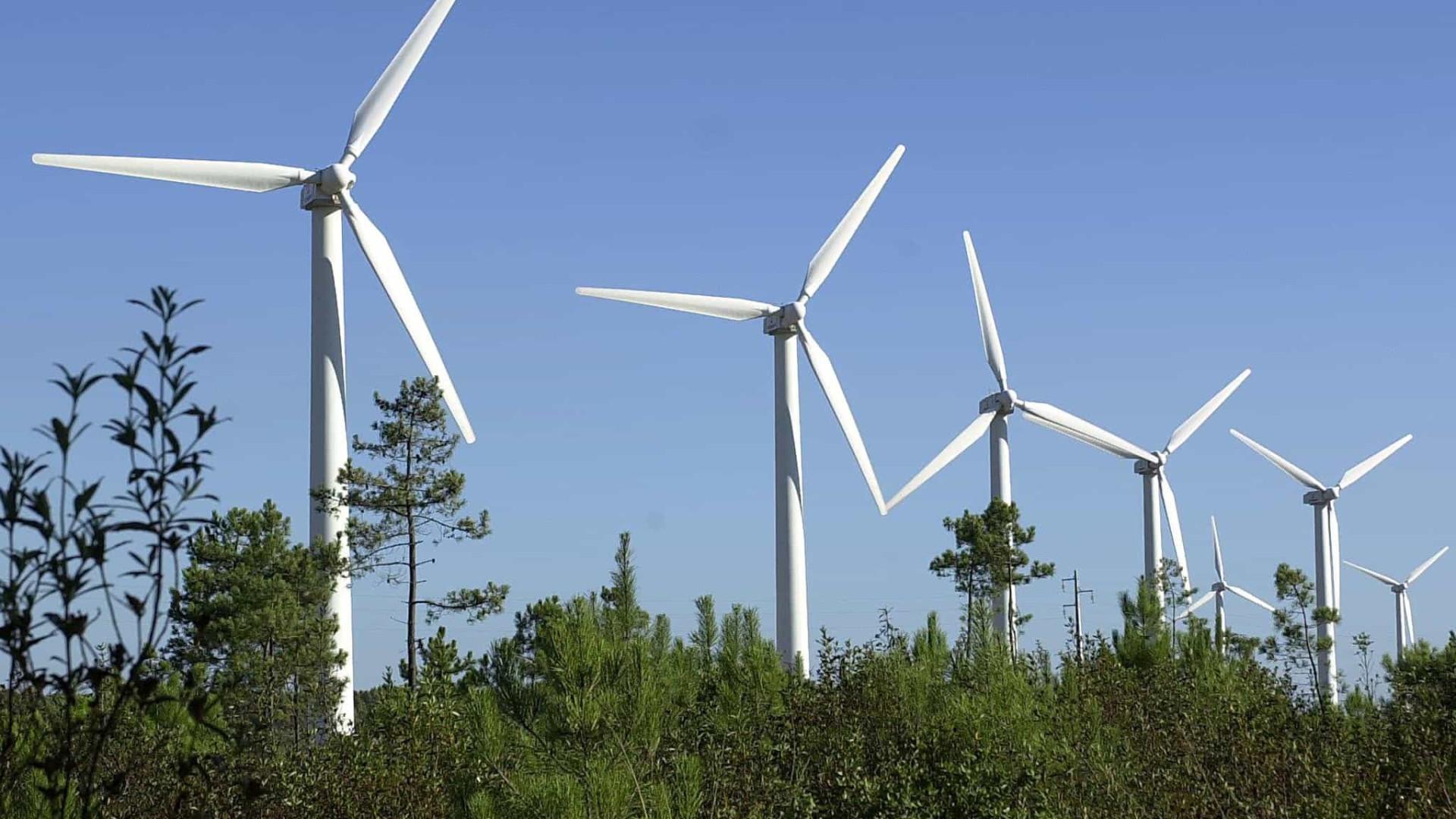 Consumo de eletricidade assegurado por renováveis durante quase três dias