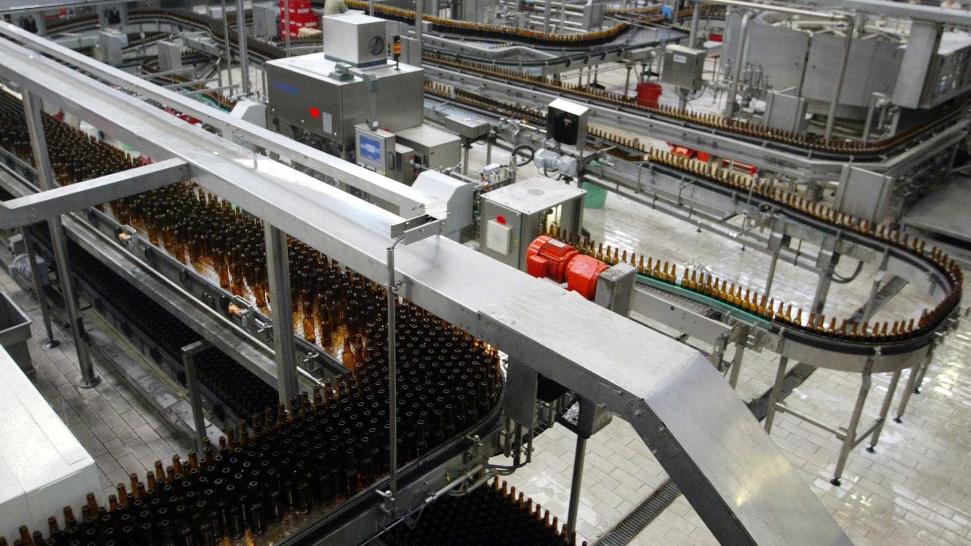 Cervejas de Moçambique reduz importação de vidro graças a retornáveis