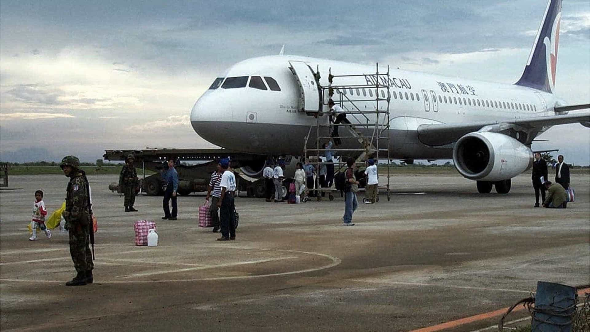 Aeroporto Dili : Notícias ao minuto três responsáveis de clinica privada detidos em