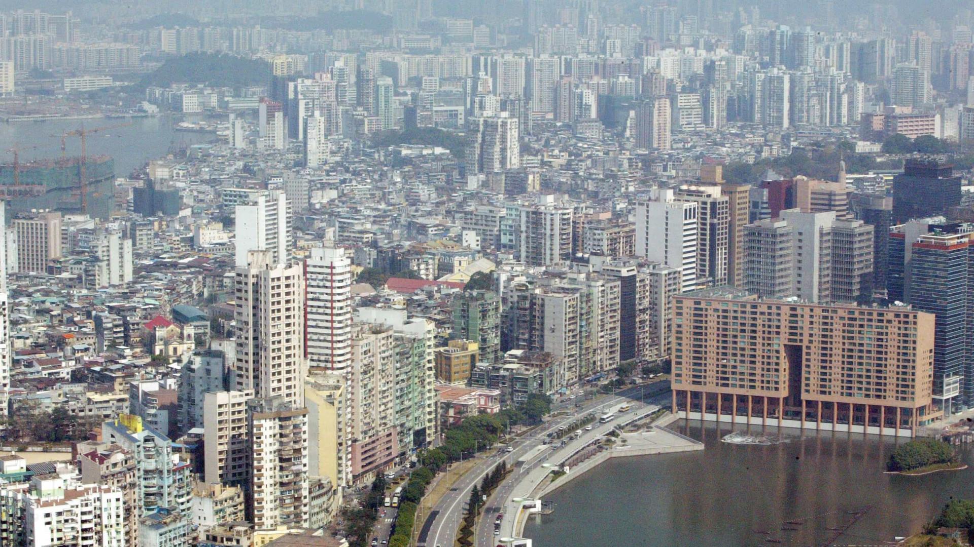 Autoridades vão ativar esta noite plano de evacuação de zonas de Macau