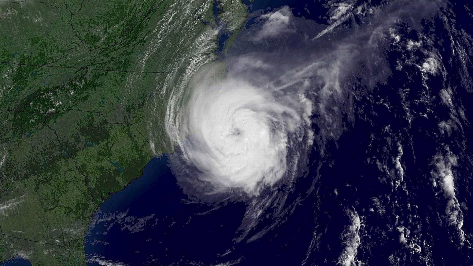 Efeitos da tempestade Ophelia poderão sentir-se a partir de sábado