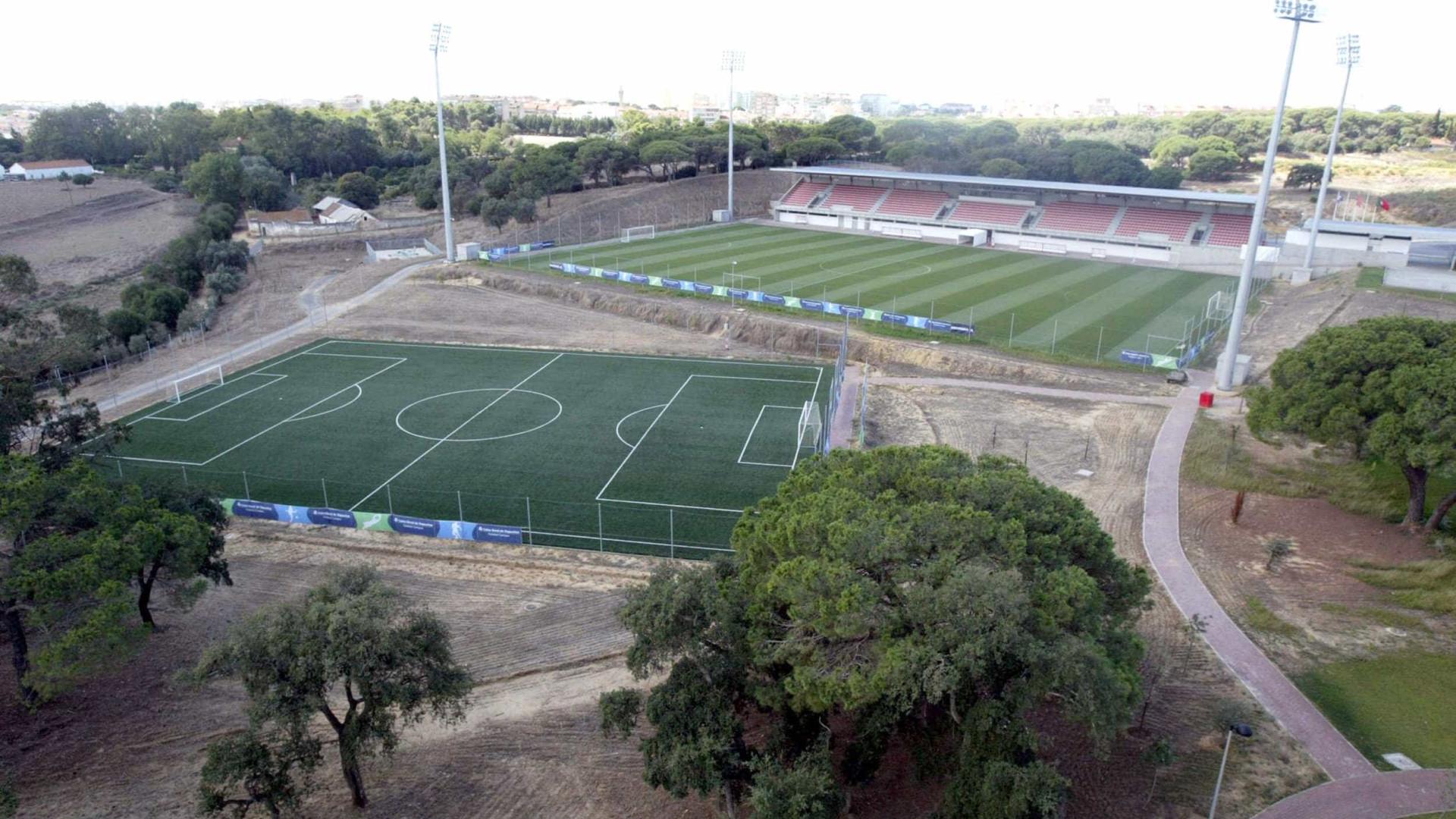 Benfica investe 11 milhões de euros na ampliação do centro de treinos