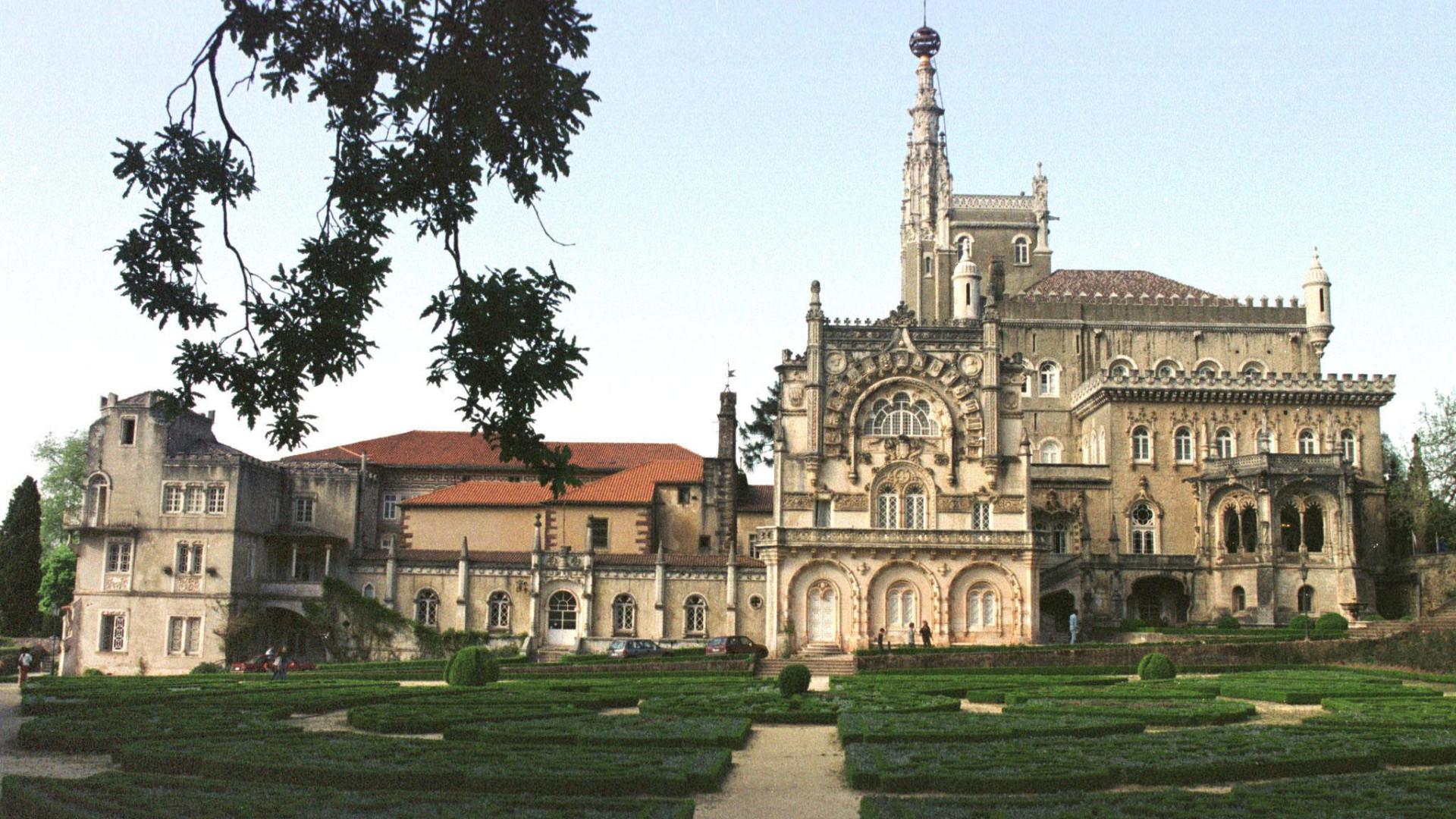 Conselho de Ministros aprova Buçaco como monumento nacional