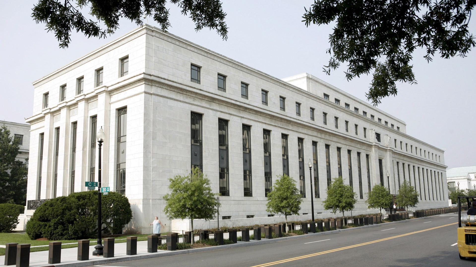 Fed deixa taxas de juro inalteradas na última reunião presidida por Yellen