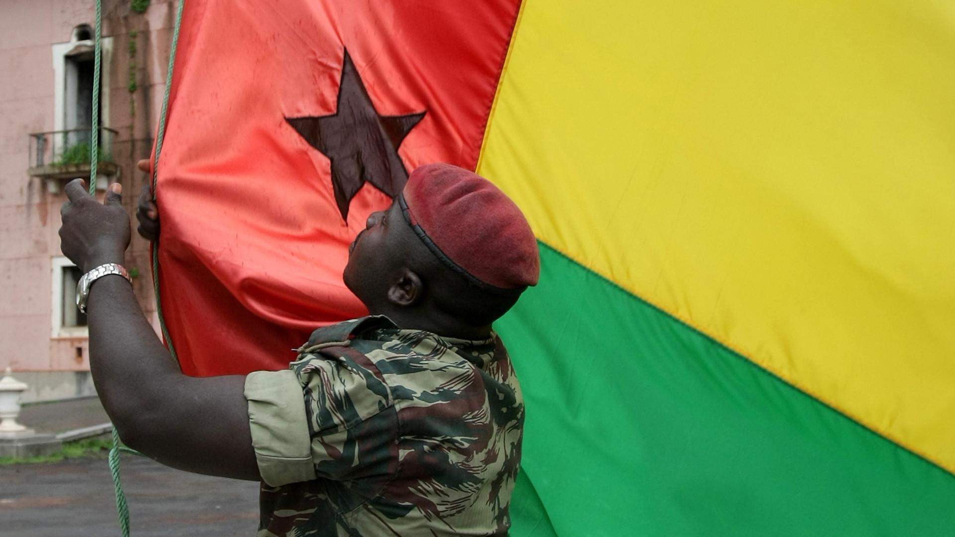 Guiné-Bissau apoia esforços da Arábia Saudita contra terrorismo