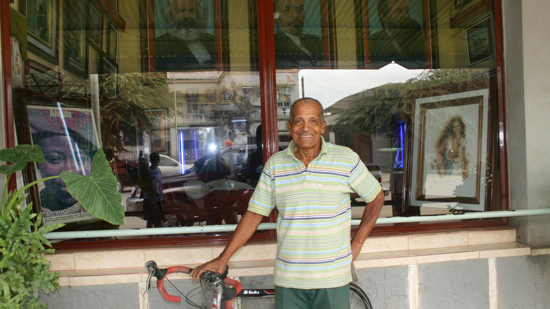 Ciclismo angolano perde um dos seus maiores ícones com a morte de Pepino
