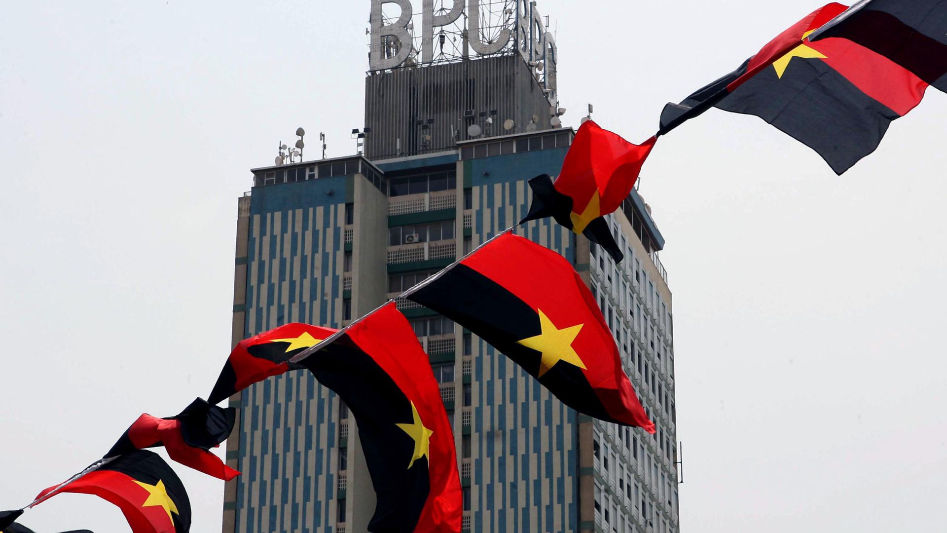 Angola emite 13 mil milhões de euros de dívida