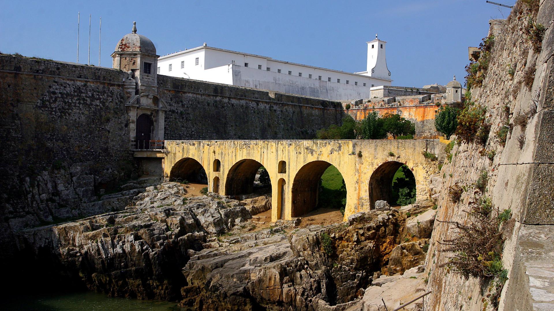 Iniciadas obras na Fortaleza de Peniche para instalação de futuro museu