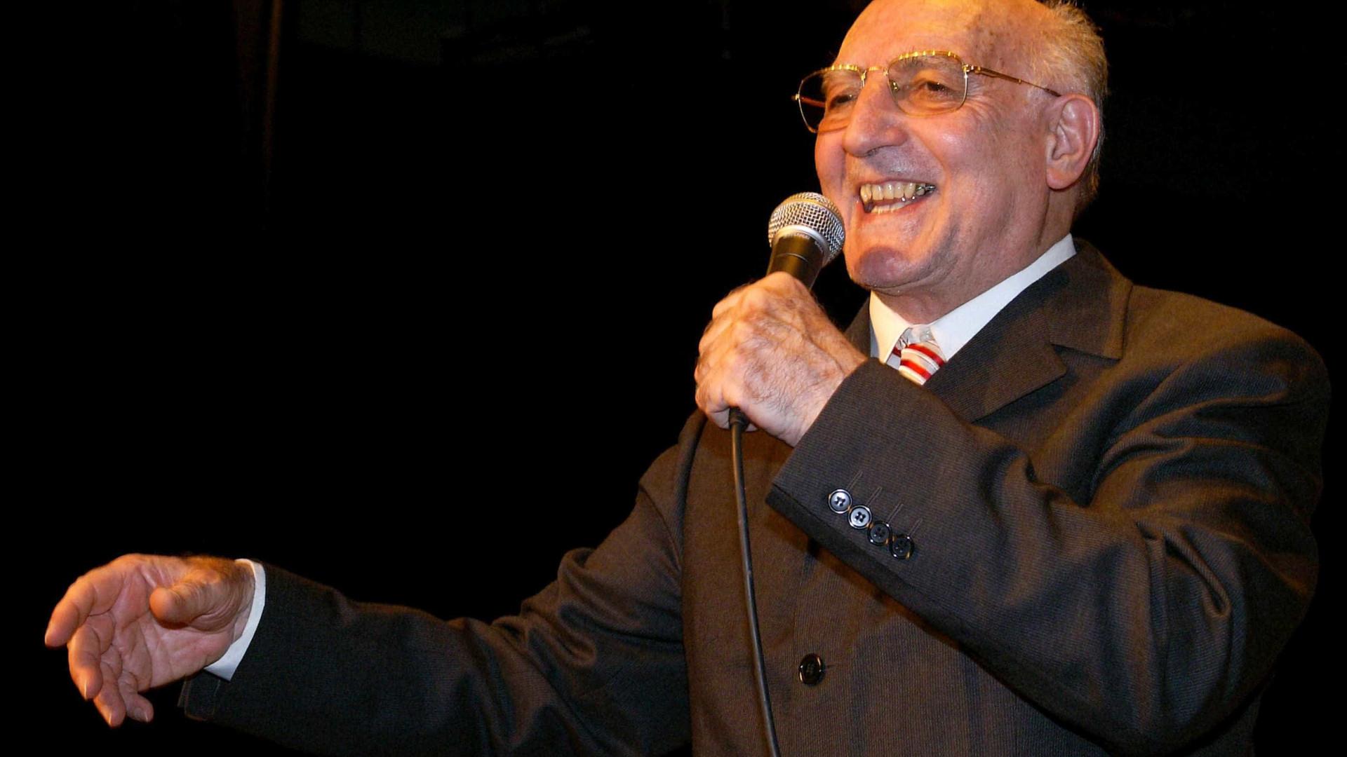 Morreu o compositor e maestro Arlindo de Carvalho