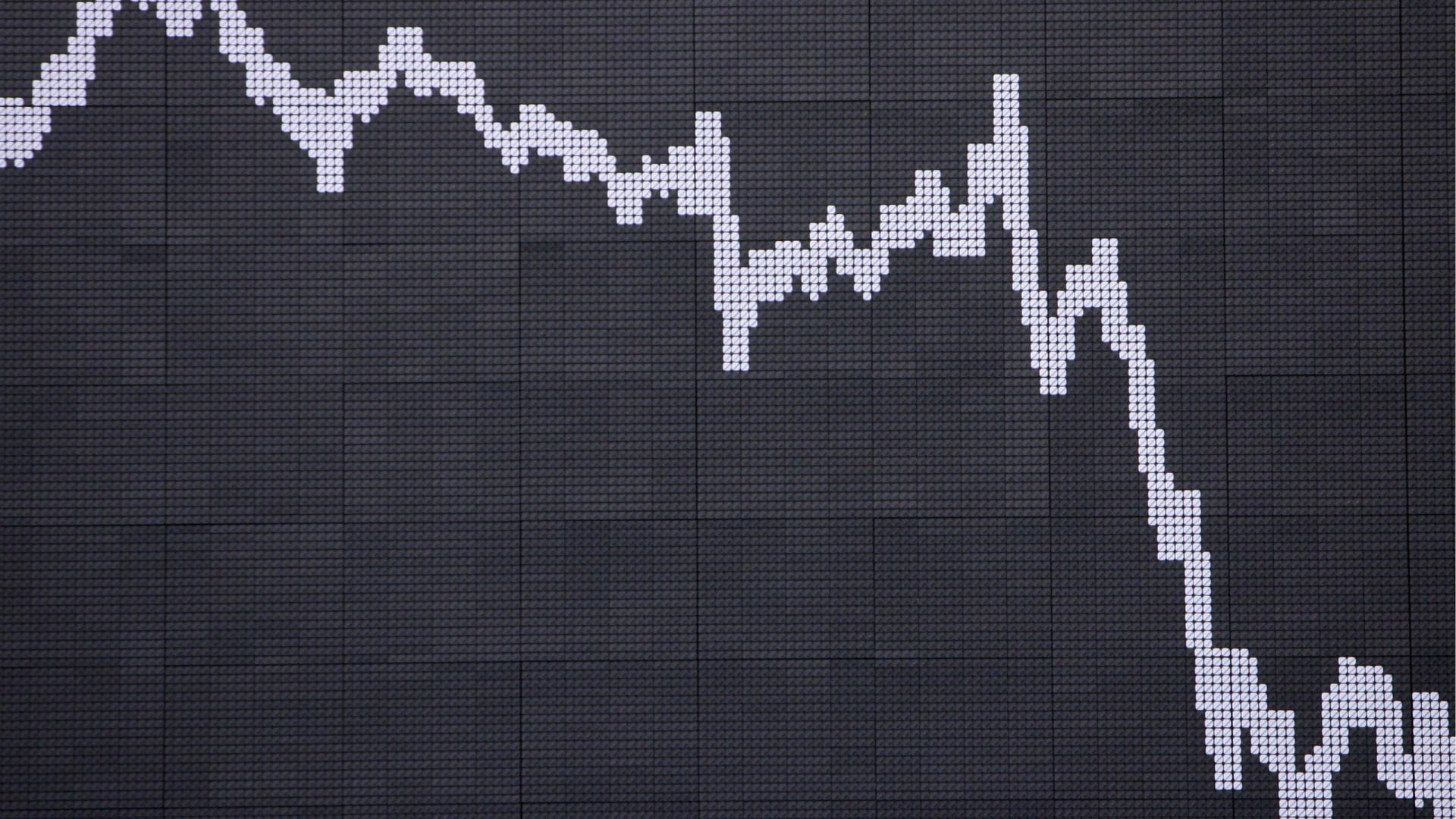 Apple desvalorizou 10% e arrastou Wall Street para fortes perdas