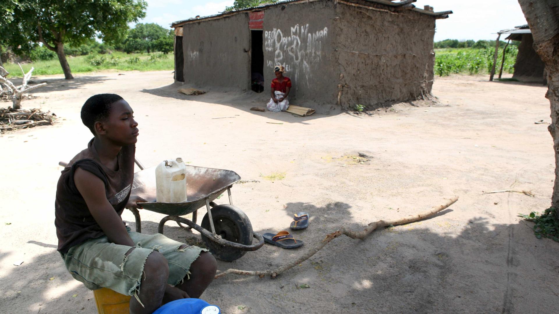"""""""É possível acabar com a fome em Moçambique"""""""
