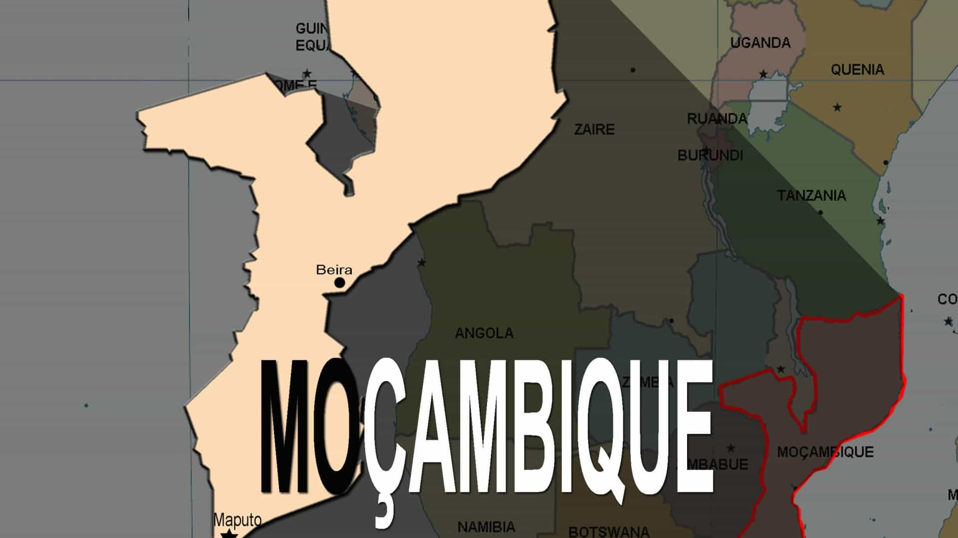 Governo português desaconselha pemanência em várias zonas de Moçambique