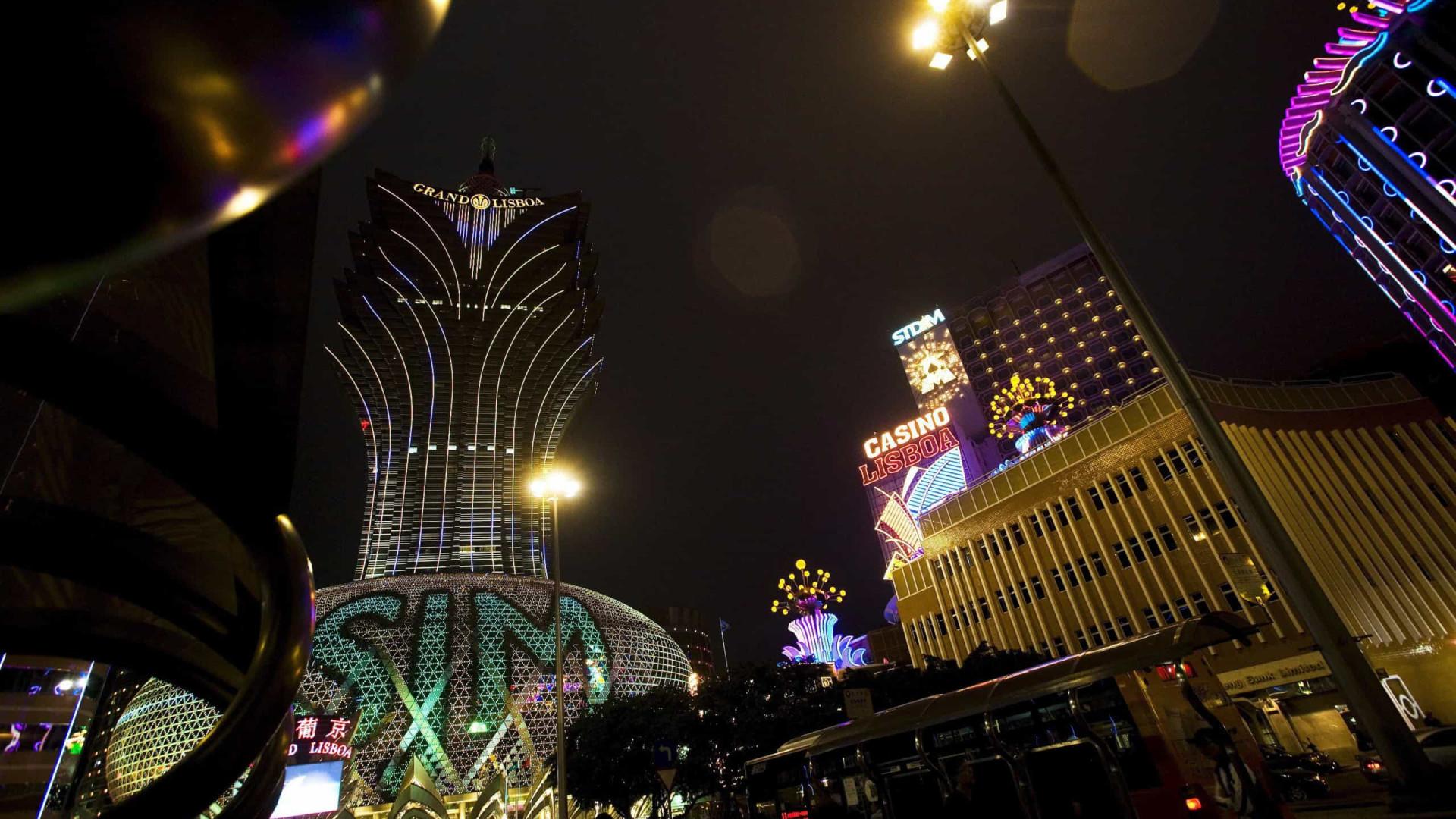Fitch prevê crescimento de 12% das receitas de jogo em Macau em 2017