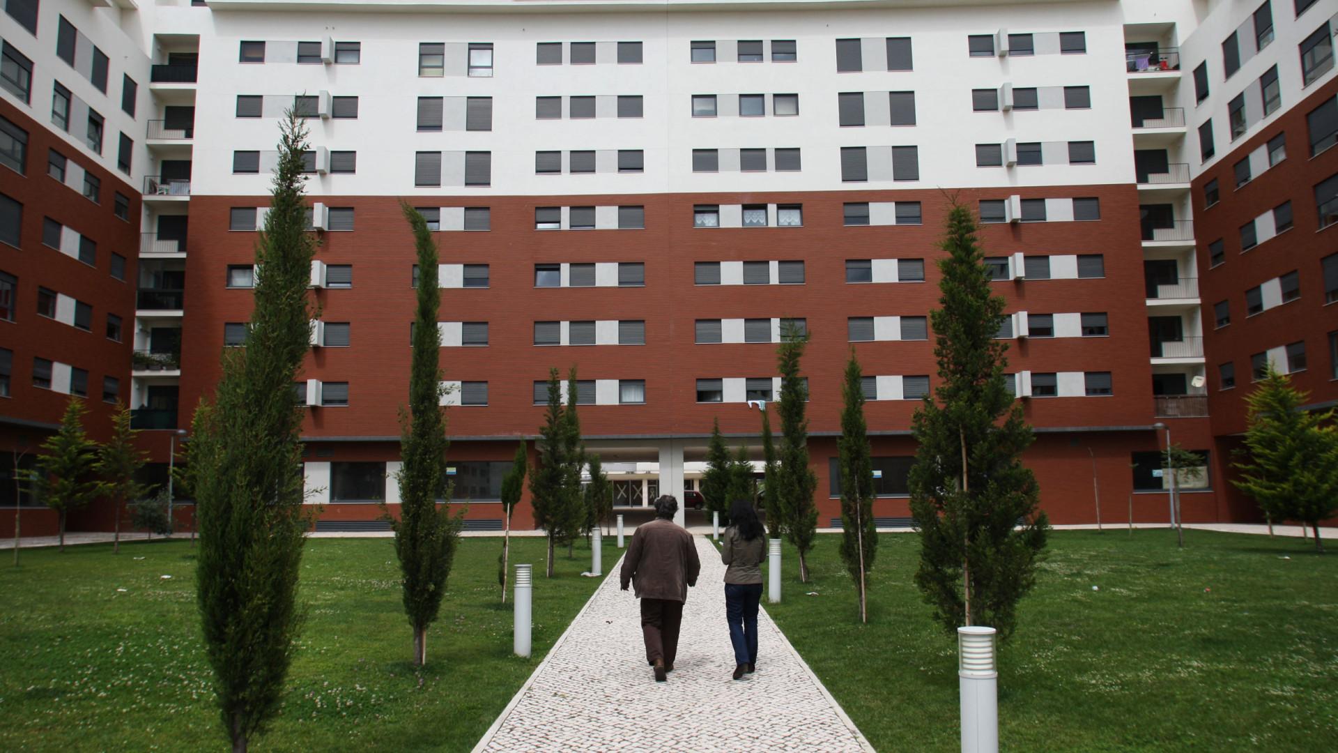 Preços da habitação aumentam 12,2% no 1.º trimestre