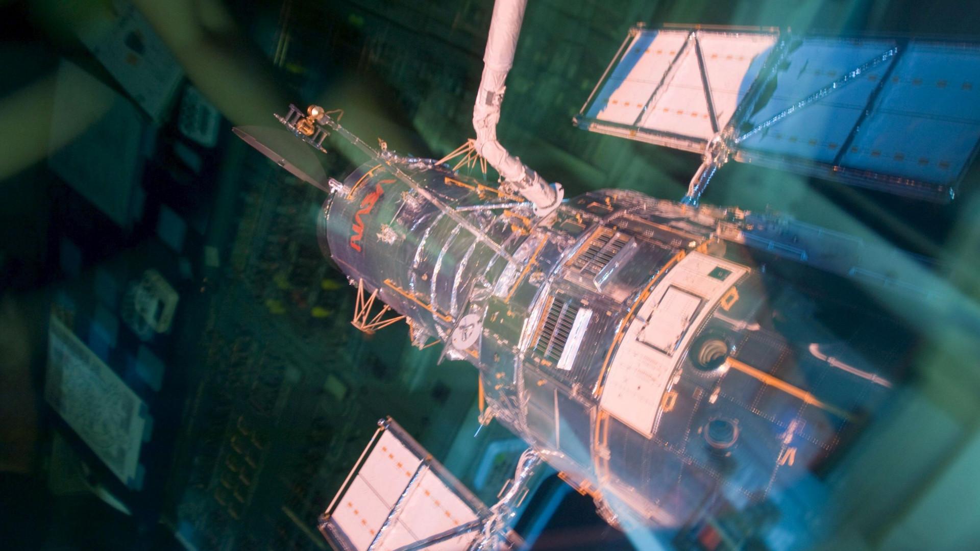 Avaria no telescópio espacial Hubble suspende observações