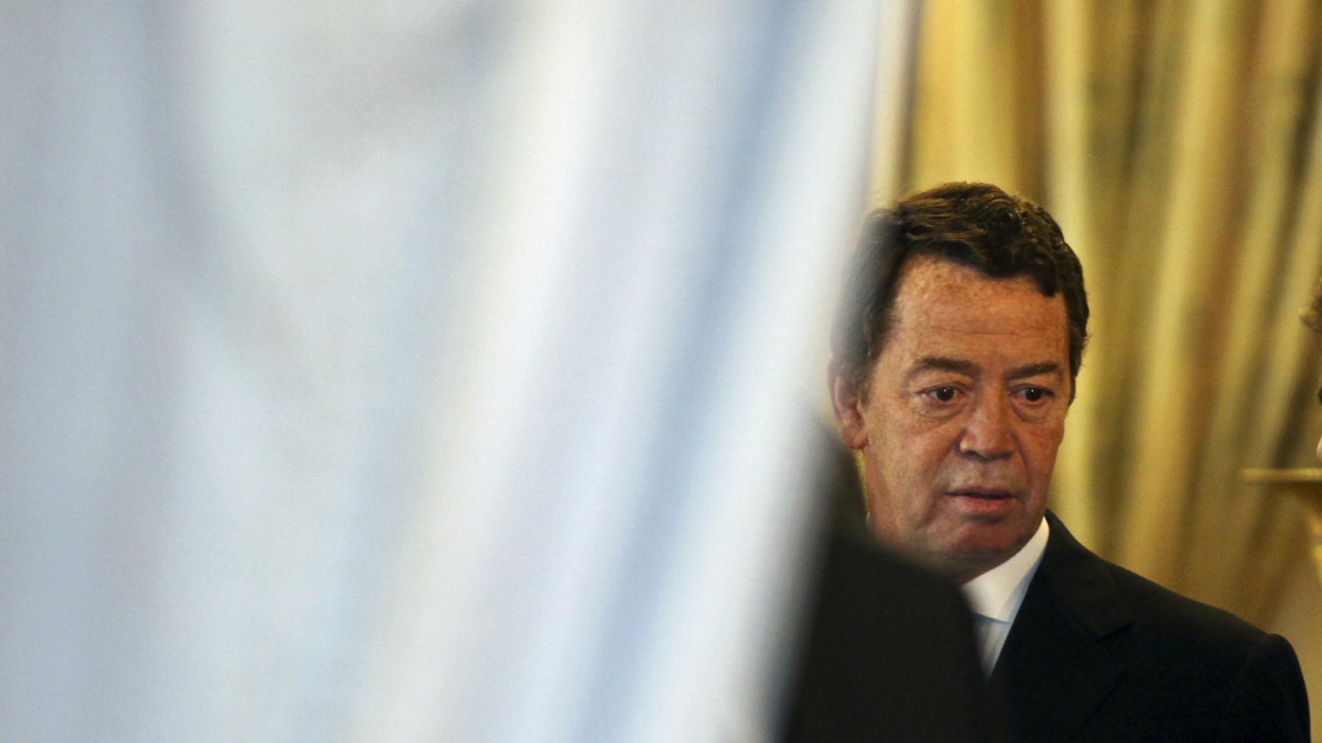 Manuel Pinho ouvido terça-feira de manhã no DCIAP e à tarde no parlamento