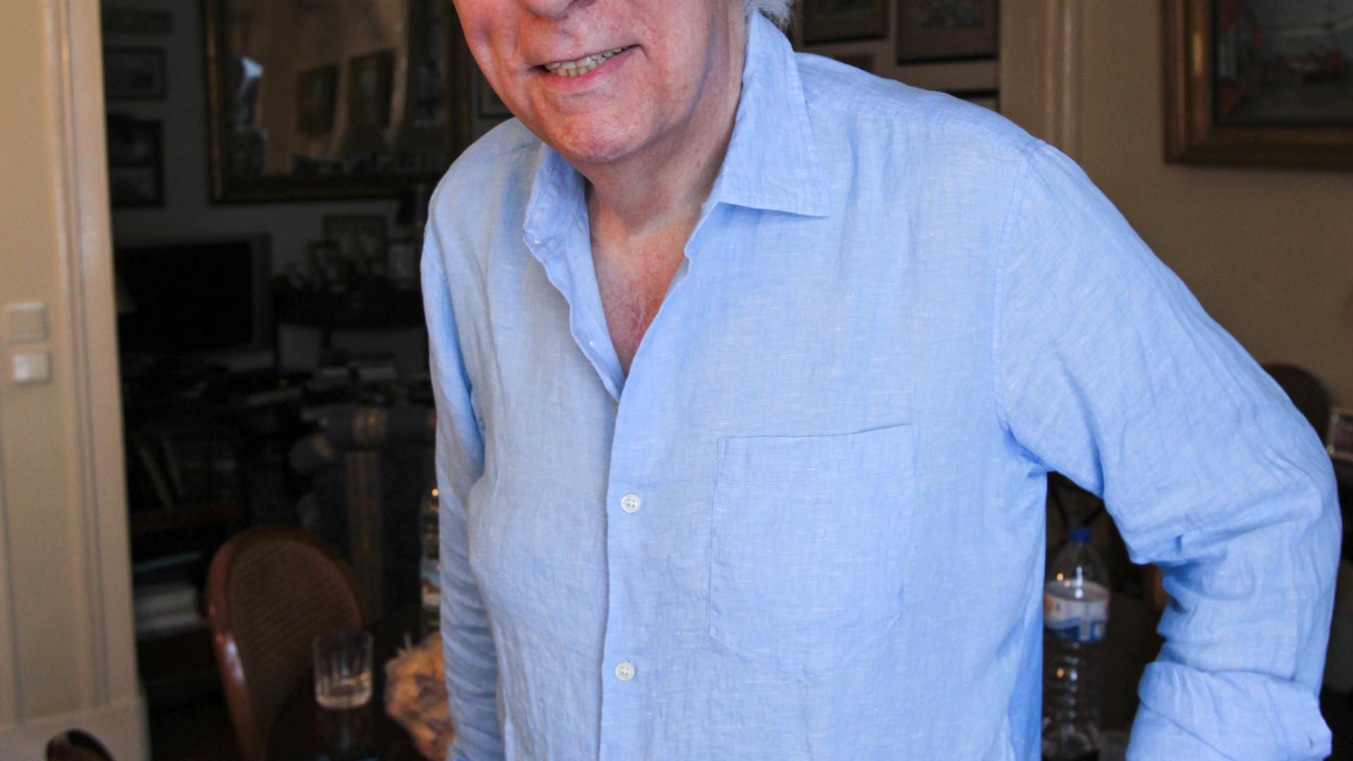 João Braga celebra 50 anos de fado no Teatro S. Luiz