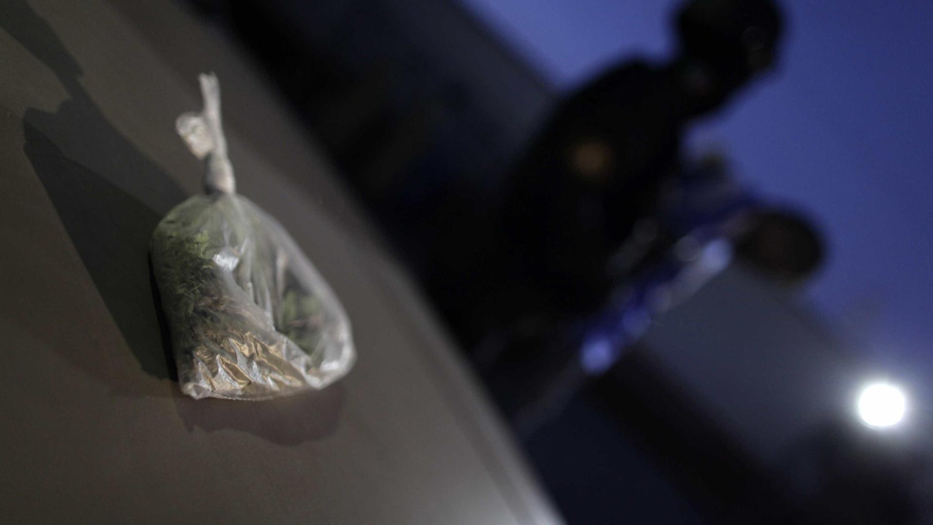 Entrega de marijuana feita ao carro errado acaba com traficante detido