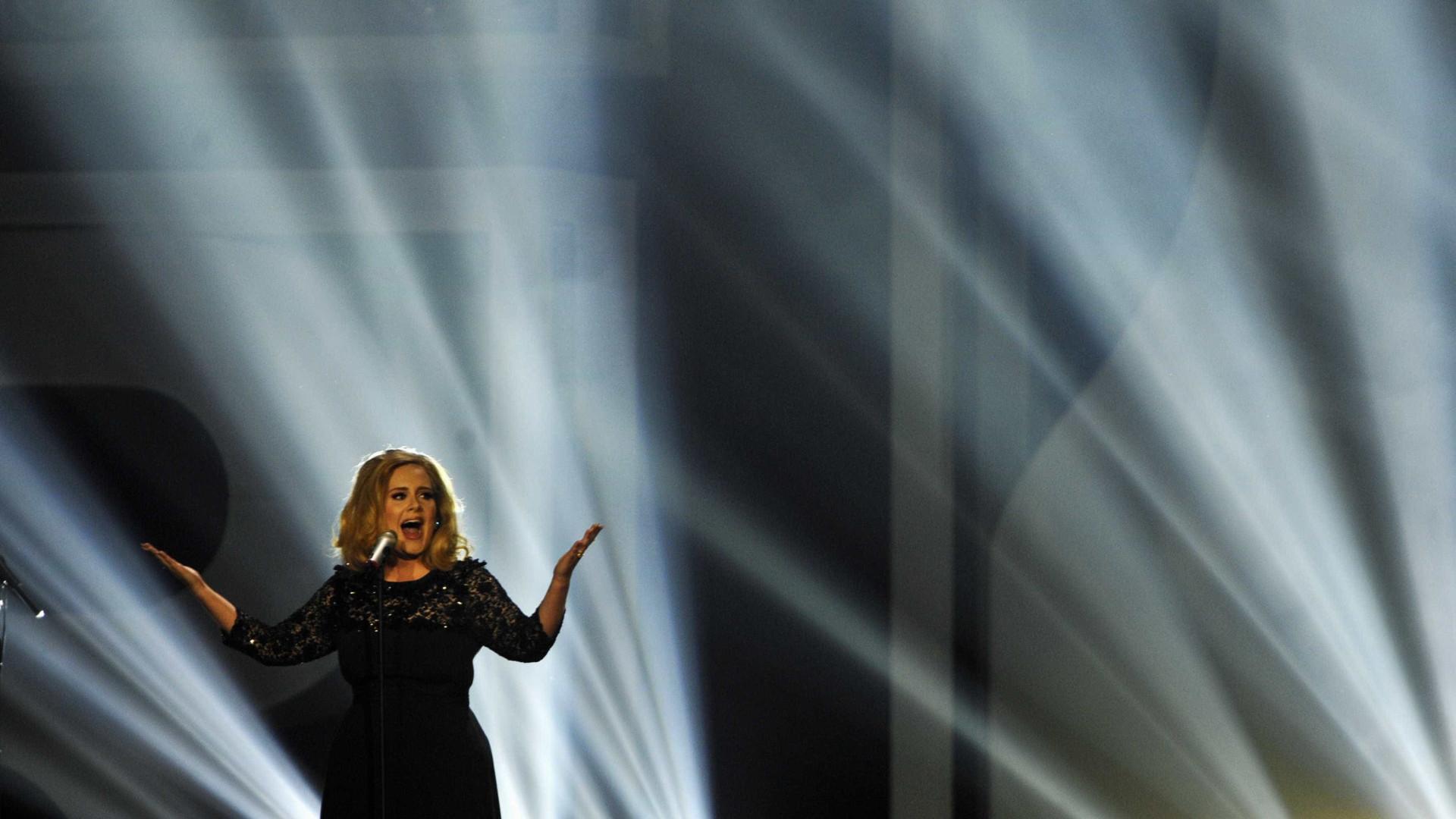 Adele pretende ser mãe novamente