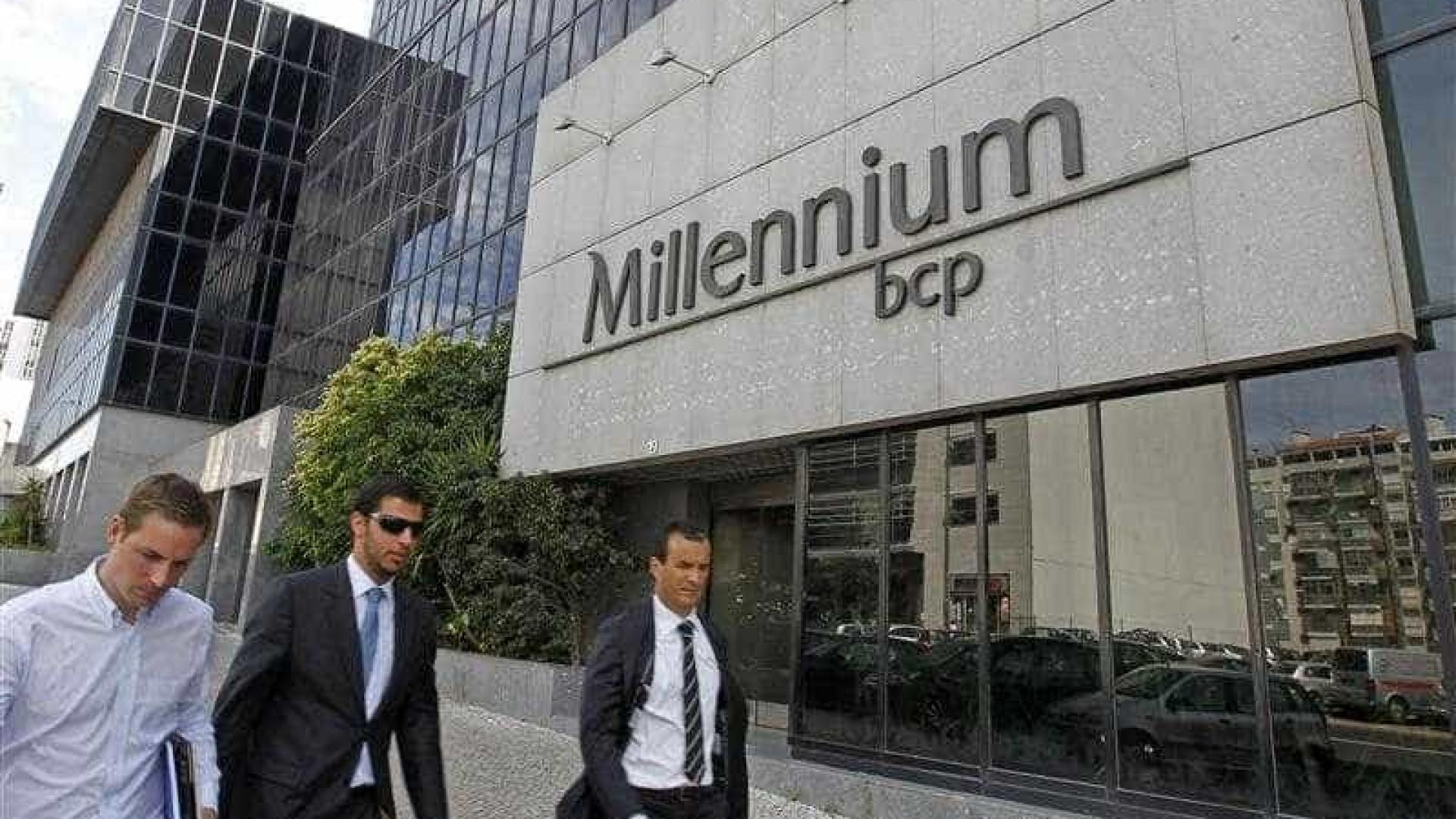 Ações do BCP lideram ganhos e sobem quase 10%