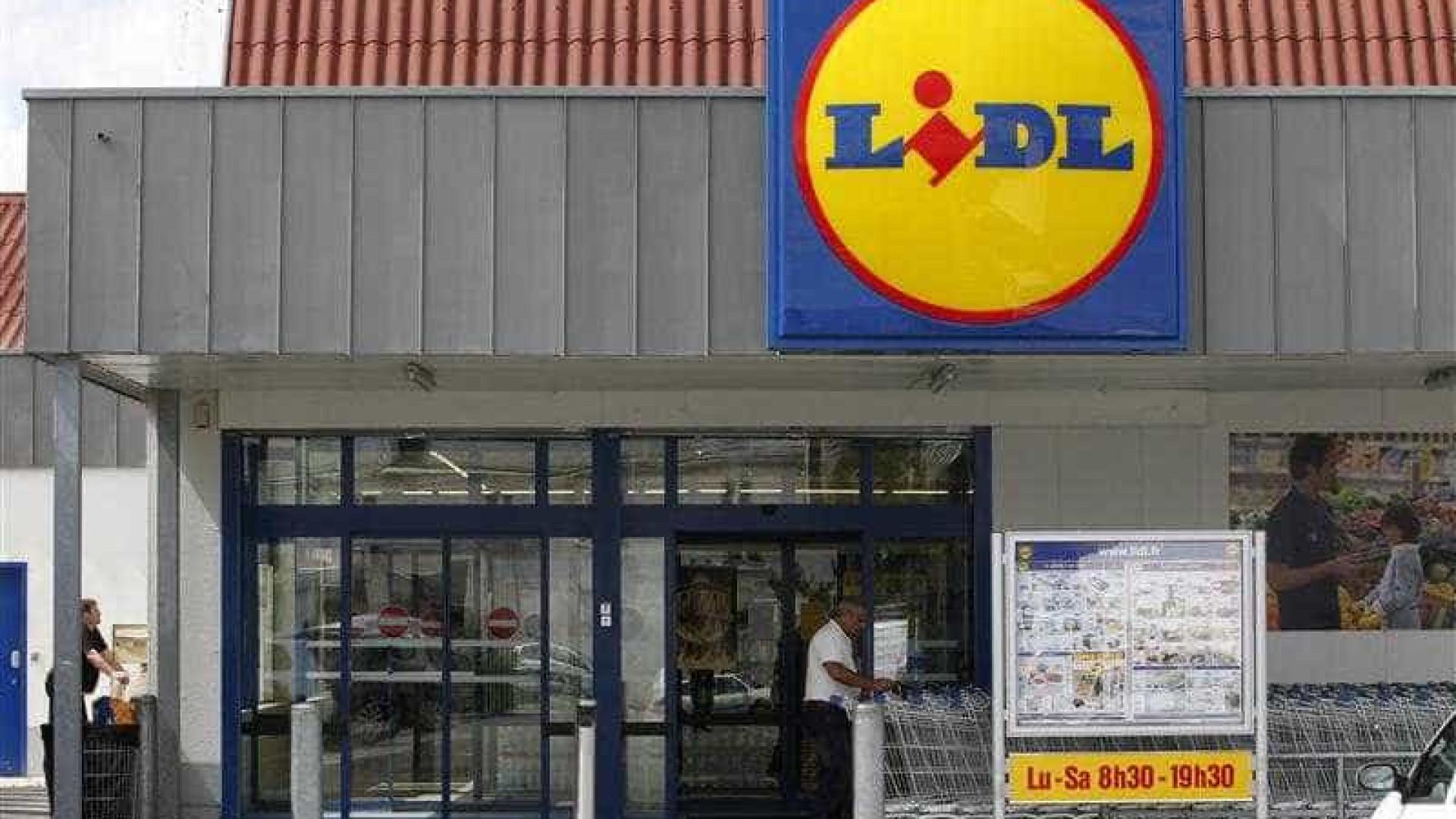 Lidl estreia-se nas vendas online com roupas e eletrodomésticos