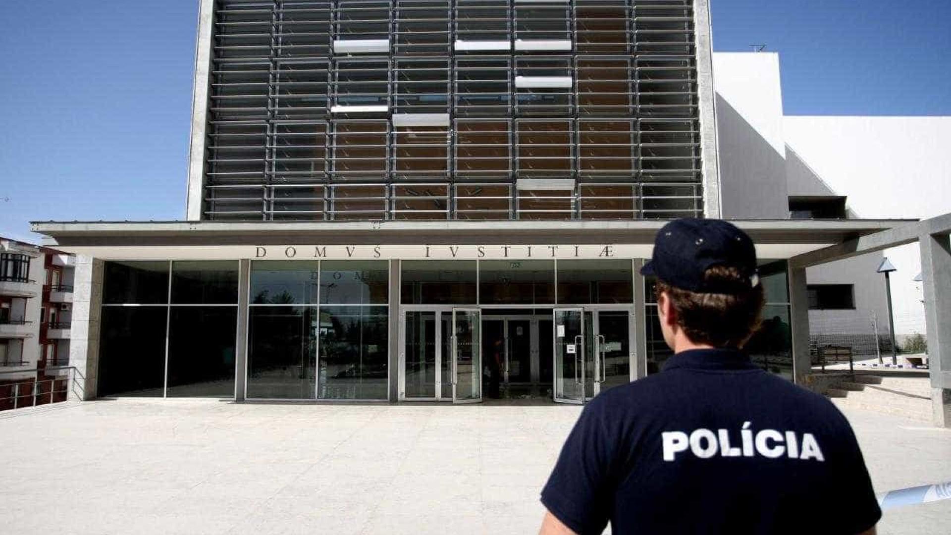 Polícias municipais em greve