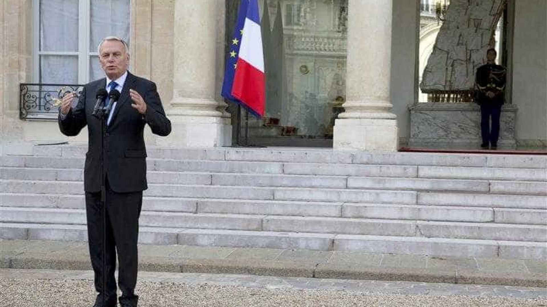 Primeiro-ministro francês diz que os mais ricos estão prontos para pagar imposto de 75%
