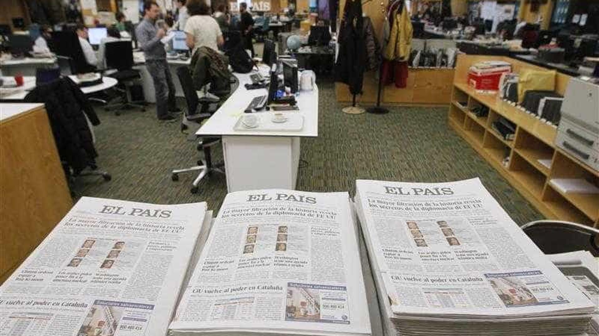 """El País diz que """"censura prévia"""" voltou a Portugal"""