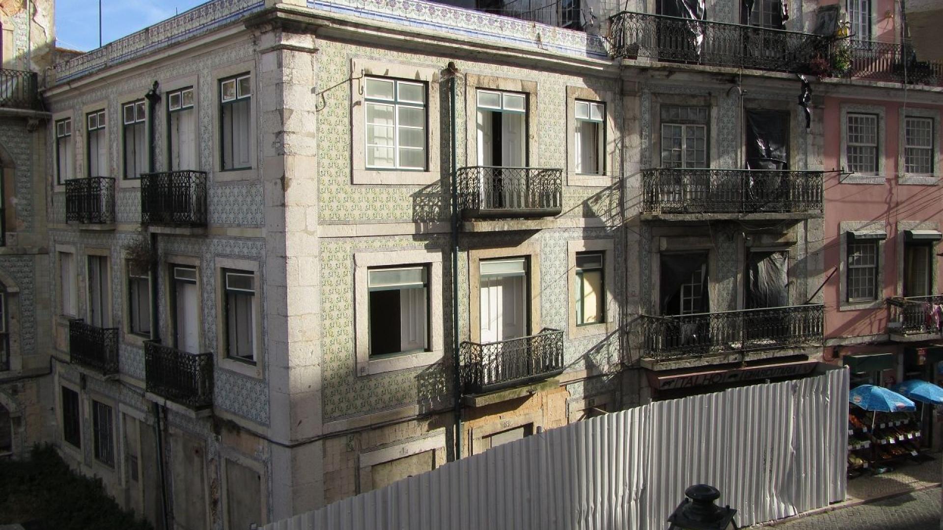 Renda apoiada: Parlamento quer ouvir inquilinos e senhorios de bairros