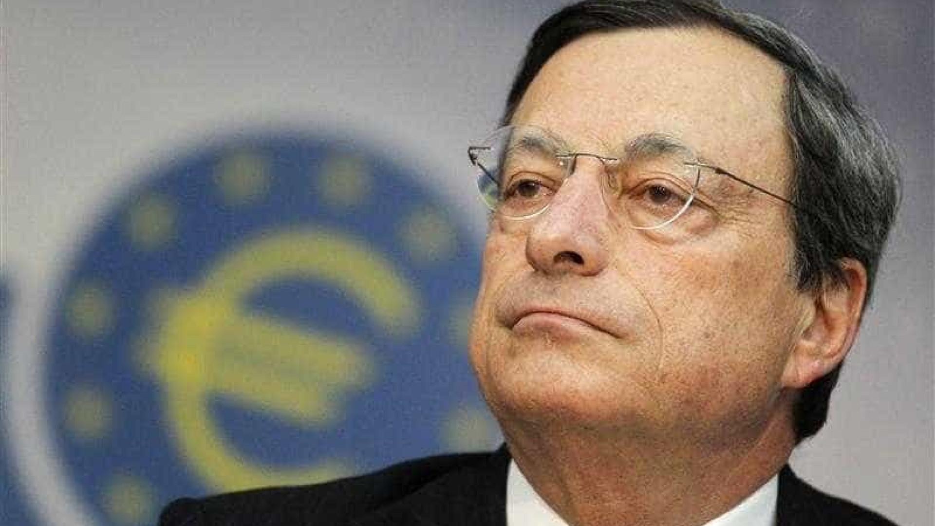 """BCE deverá manter taxas. Investidores esperam """"ligeiras revisões em alta"""""""