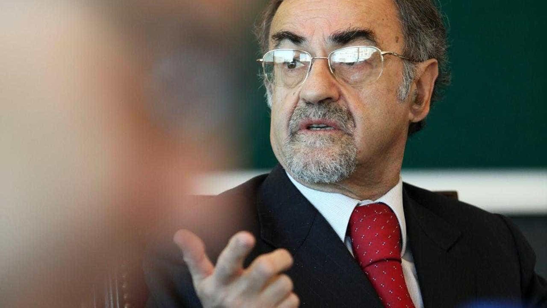 Pensão superior a 5,5 mil euros para ex-presidente do Supremo