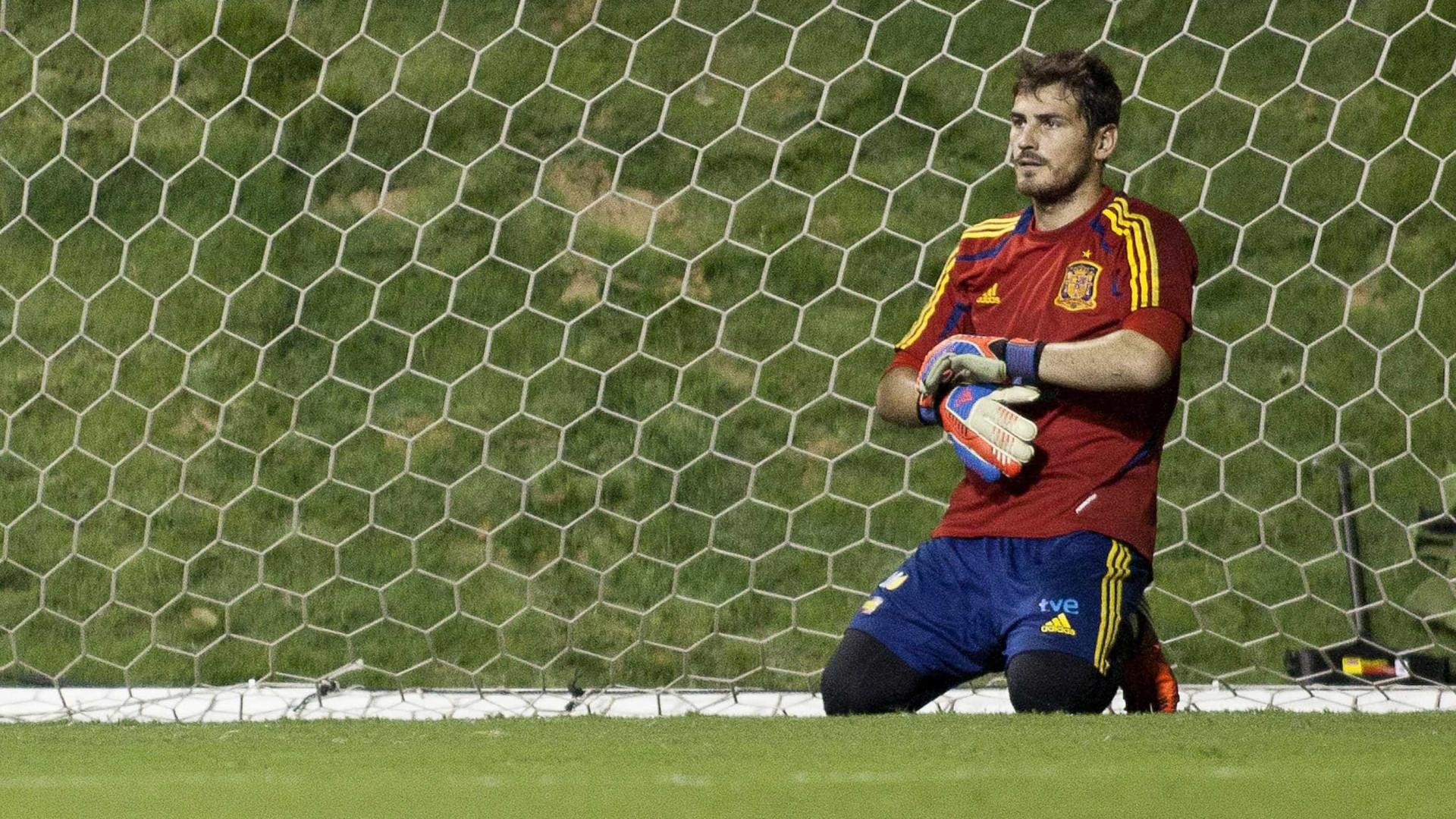 00d841aaae Notícias ao Minuto - Casillas de volta aos treinos com bola