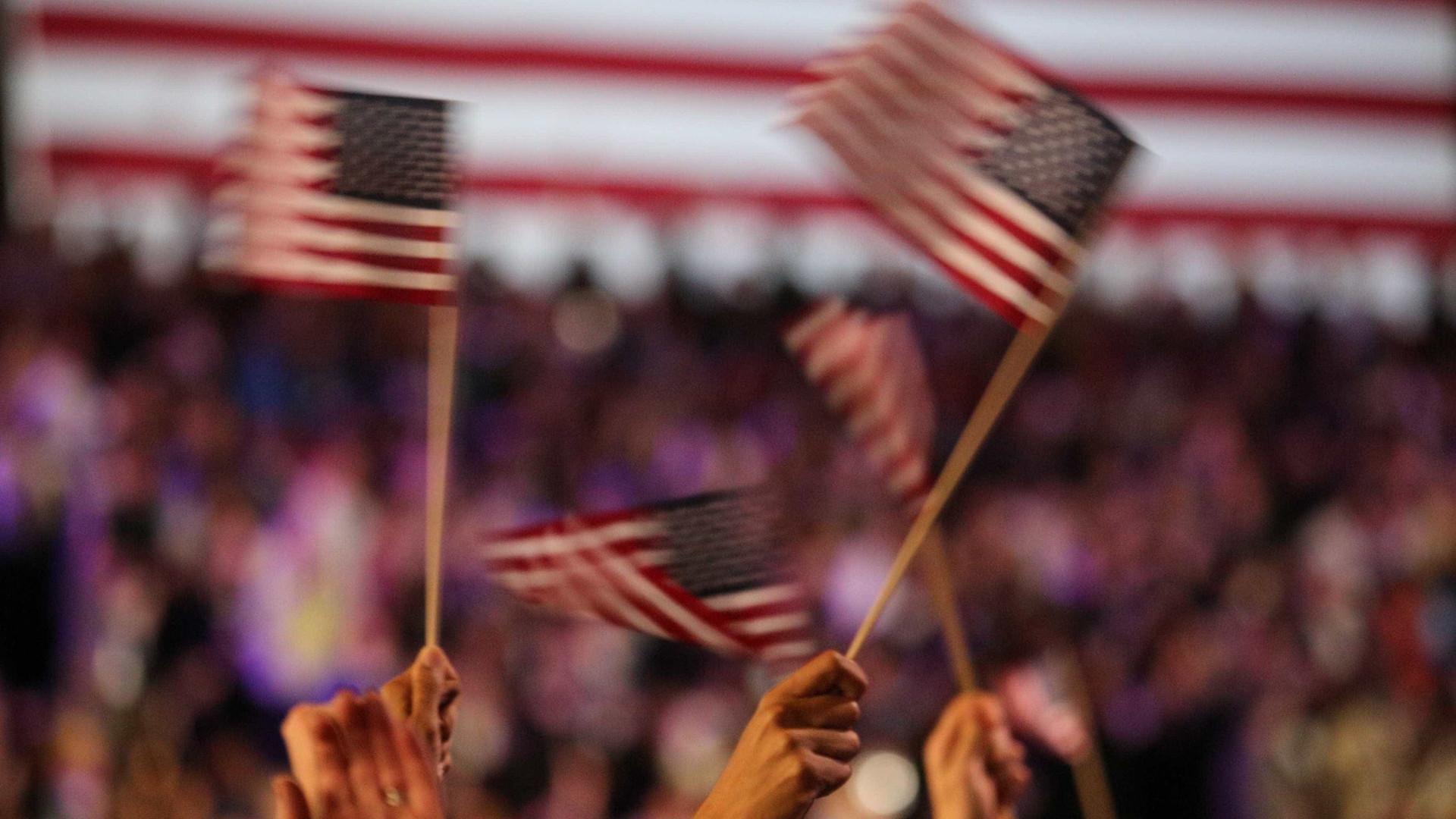 Mais de metade dos estados norte-americanos quer sair dos EUA