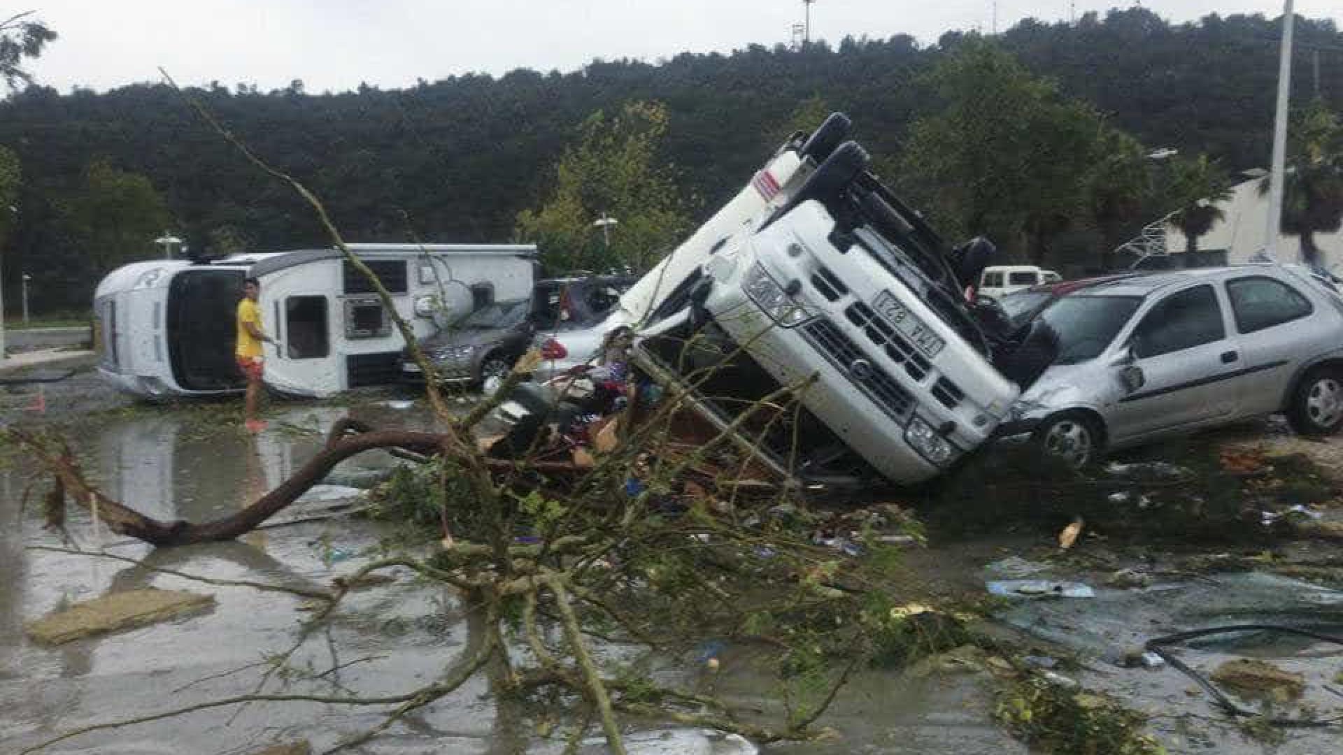 Chuvas mataram mais de 1.300 portugueses em 150 anos
