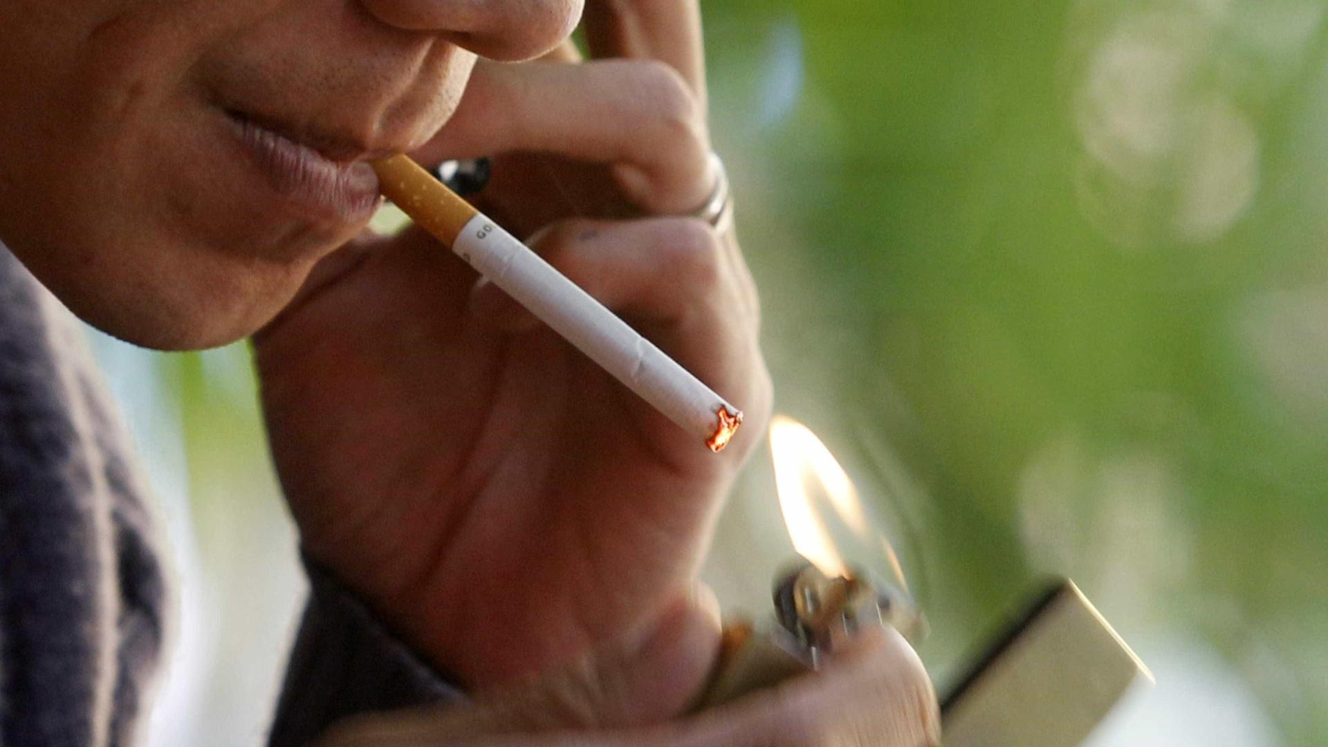 E se houvesse um 'perímetro de segurança' para fumadores?