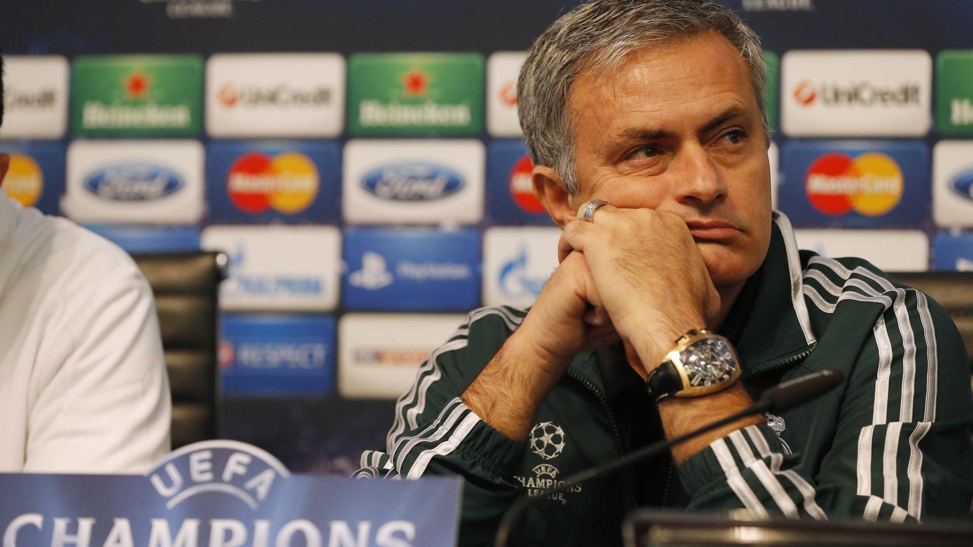 """Mourinho: """"Já se sabe quem ganhou a Bola de Ouro"""""""