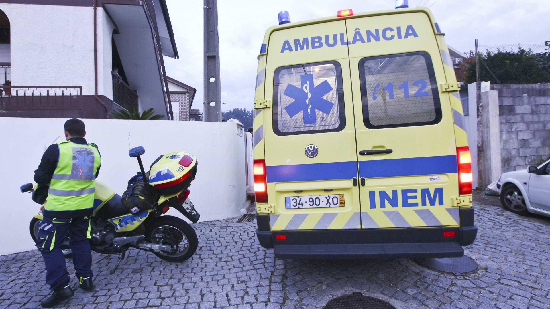 Homem de 40 anos morre num acidente de trator em Macedo de Cavaleiros