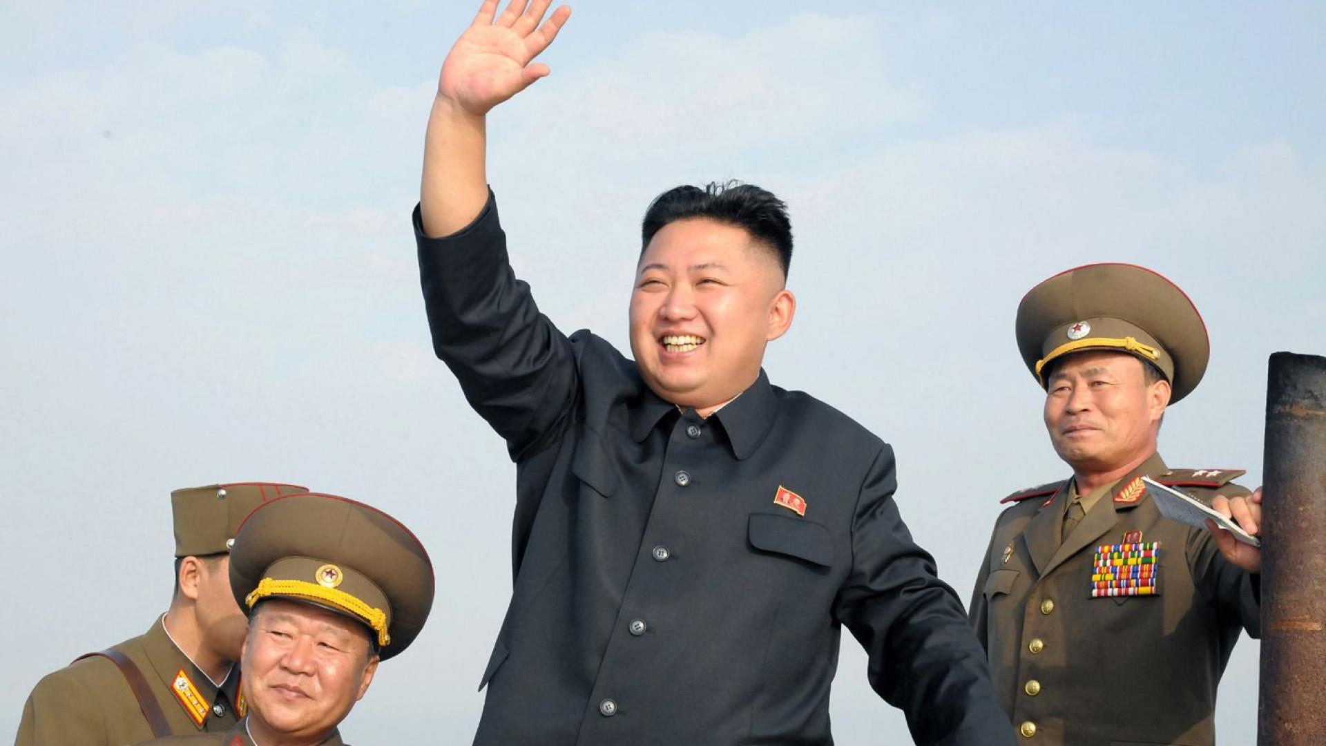 Todos os homens devem cortar o cabelo como Kim Jong-un